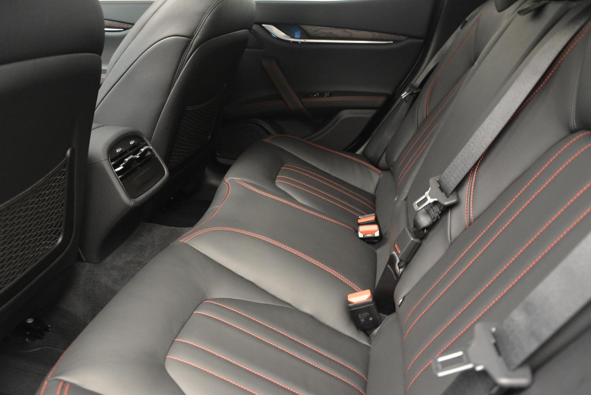 Used 2016 Maserati Ghibli S Q4  EX-LOANER For Sale In Greenwich, CT. Alfa Romeo of Greenwich, W252 669_p17
