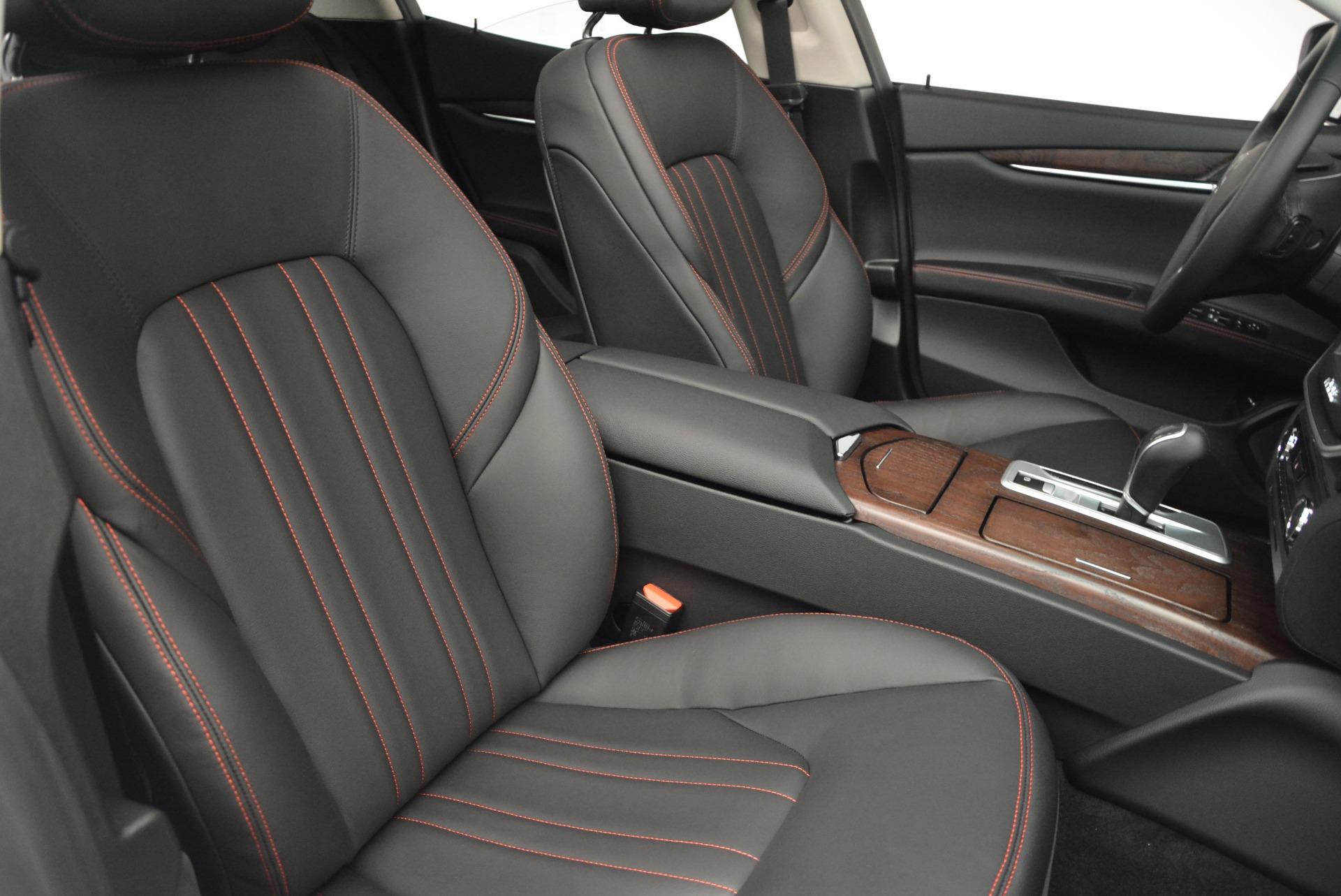 Used 2016 Maserati Ghibli S Q4  EX-LOANER For Sale In Greenwich, CT. Alfa Romeo of Greenwich, W252 669_p21
