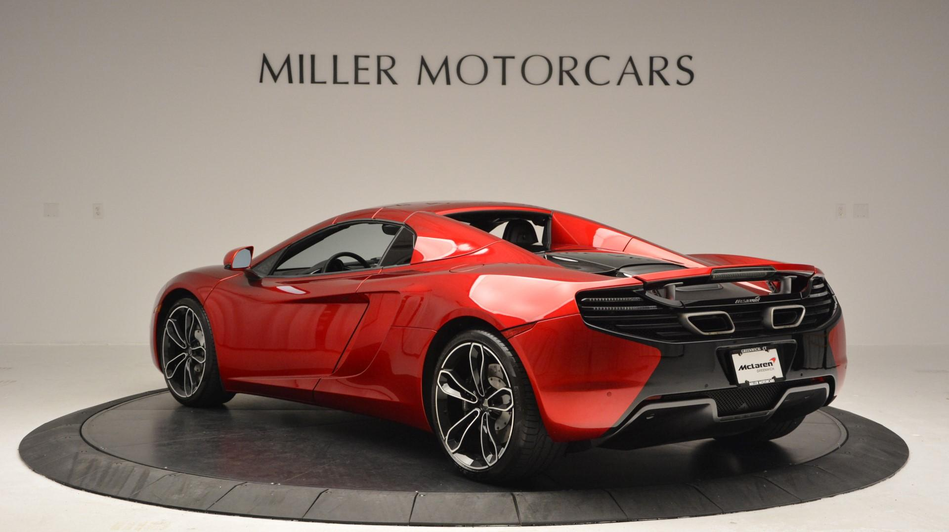 Used 2013 McLaren 12C Spider  For Sale In Greenwich, CT. Alfa Romeo of Greenwich, 3045 67_p17