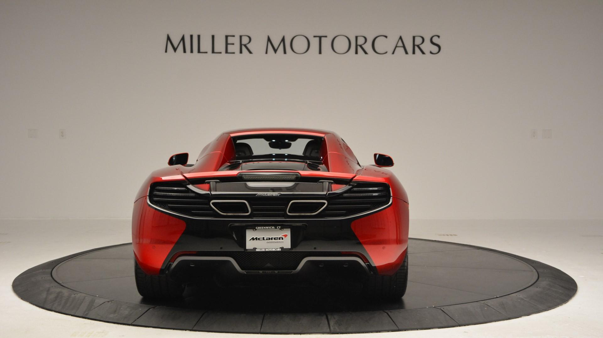 Used 2013 McLaren 12C Spider  For Sale In Greenwich, CT. Alfa Romeo of Greenwich, 3045 67_p18