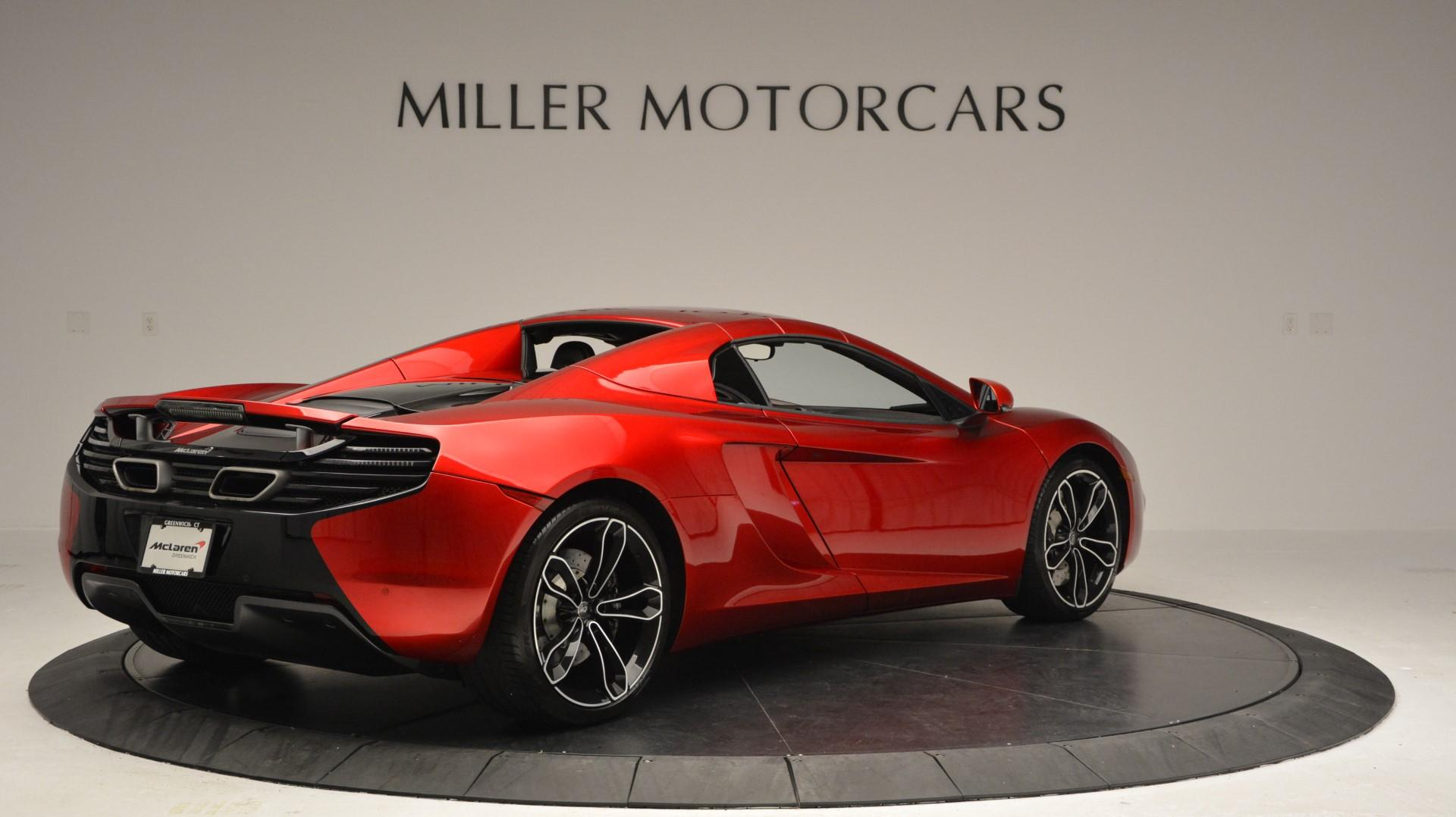 Used 2013 McLaren 12C Spider  For Sale In Greenwich, CT. Alfa Romeo of Greenwich, 3045 67_p19
