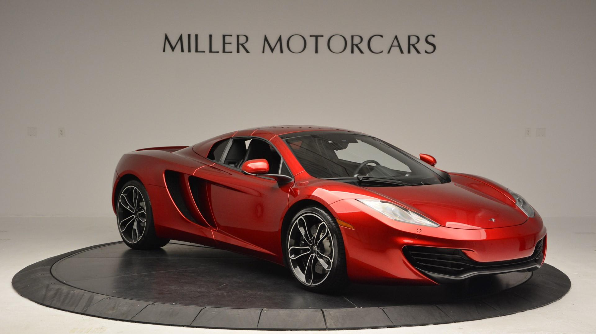Used 2013 McLaren 12C Spider  For Sale In Greenwich, CT. Alfa Romeo of Greenwich, 3045 67_p21