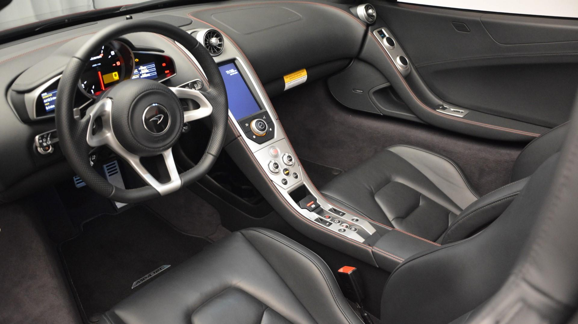 Used 2013 McLaren 12C Spider  For Sale In Greenwich, CT. Alfa Romeo of Greenwich, 3045 67_p22
