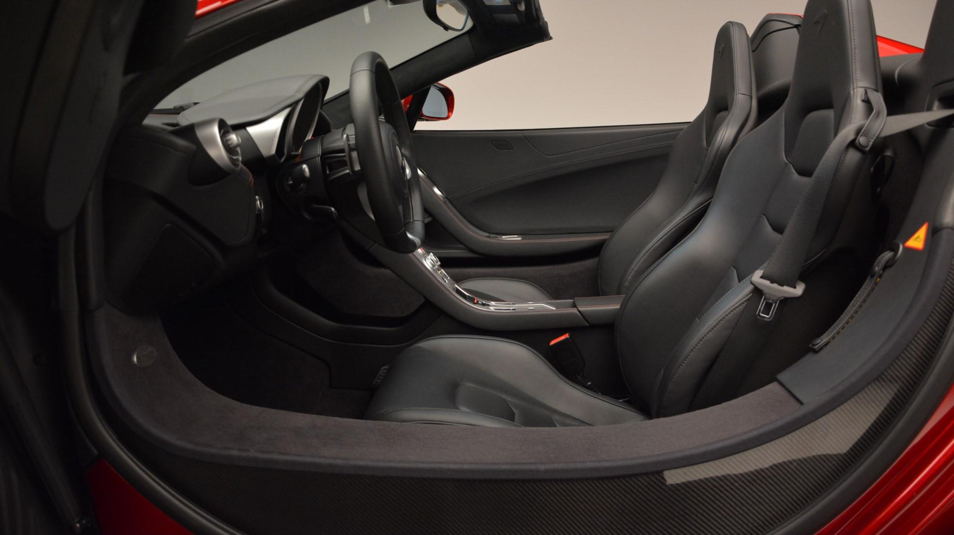 Used 2013 McLaren 12C Spider  For Sale In Greenwich, CT. Alfa Romeo of Greenwich, 3045 67_p23