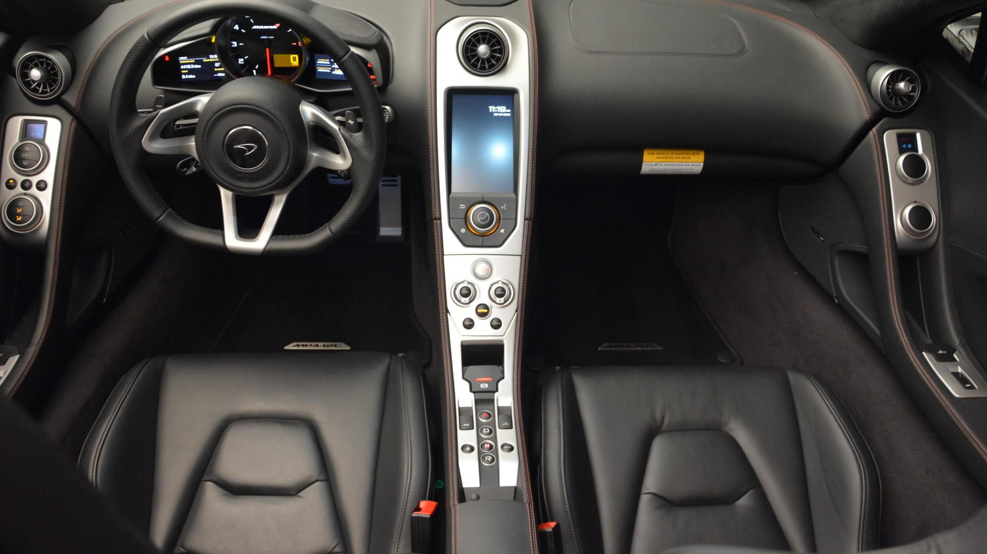 Used 2013 McLaren 12C Spider  For Sale In Greenwich, CT. Alfa Romeo of Greenwich, 3045 67_p25