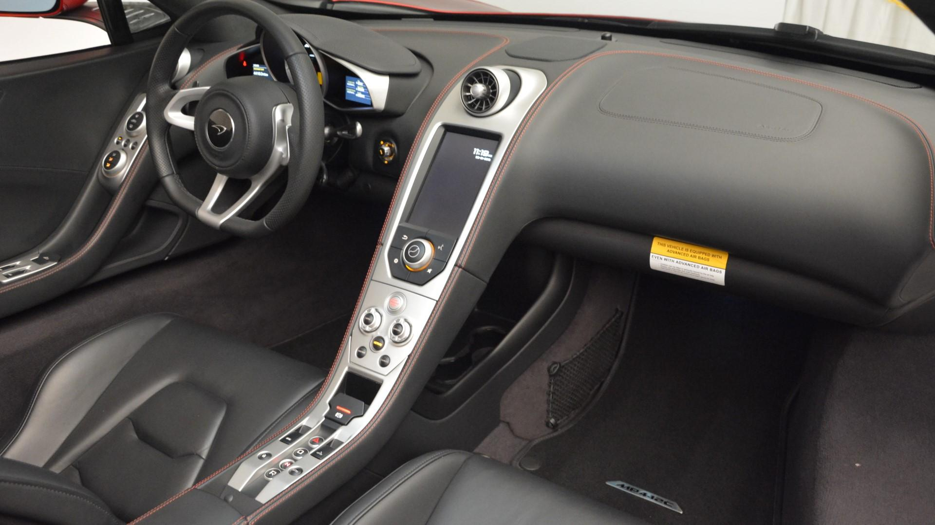 Used 2013 McLaren 12C Spider  For Sale In Greenwich, CT. Alfa Romeo of Greenwich, 3045 67_p26