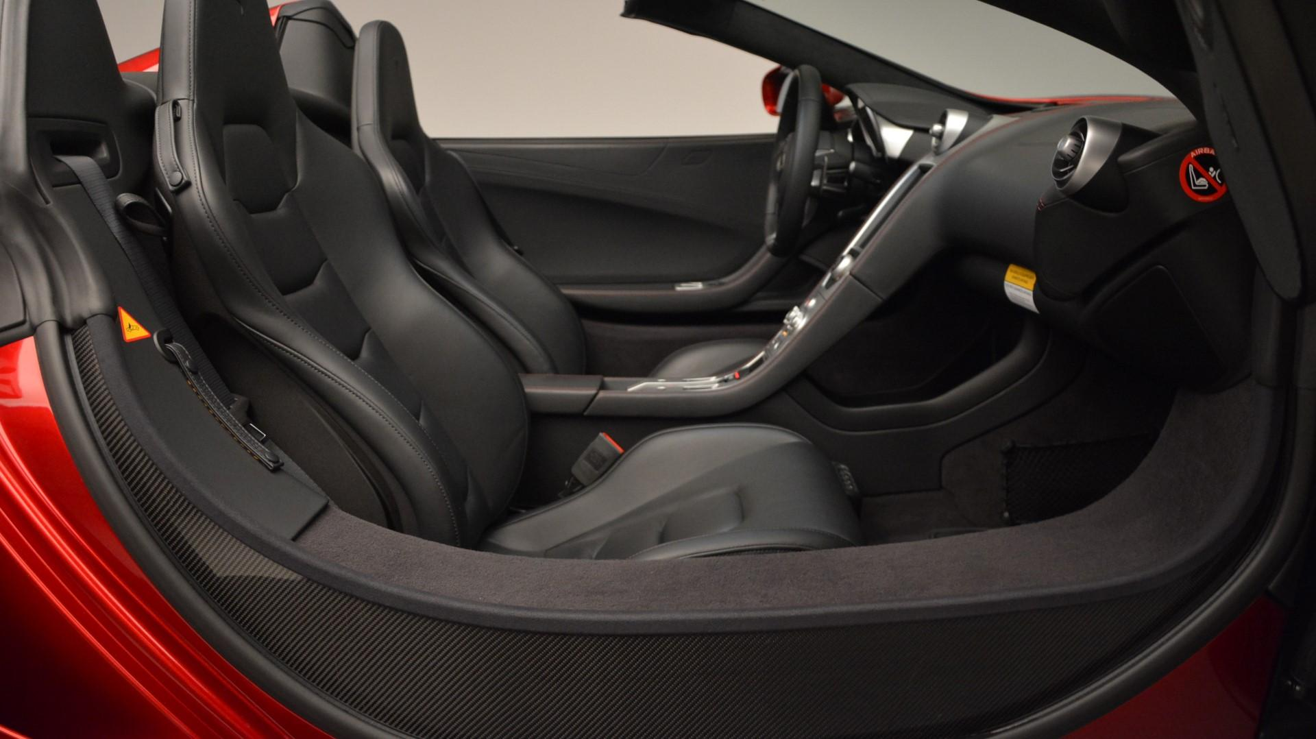Used 2013 McLaren 12C Spider  For Sale In Greenwich, CT. Alfa Romeo of Greenwich, 3045 67_p27