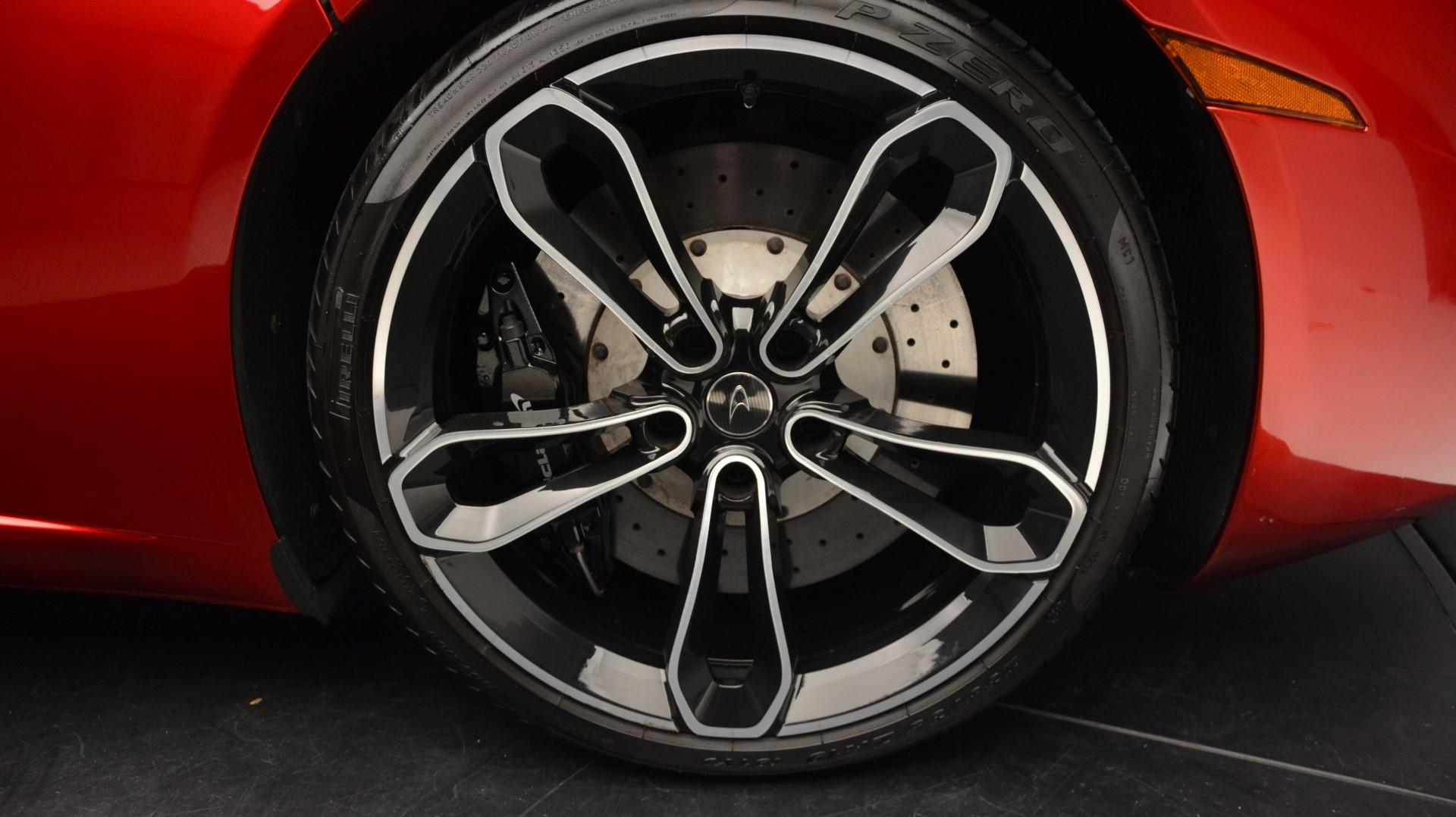 Used 2013 McLaren 12C Spider  For Sale In Greenwich, CT. Alfa Romeo of Greenwich, 3045 67_p29
