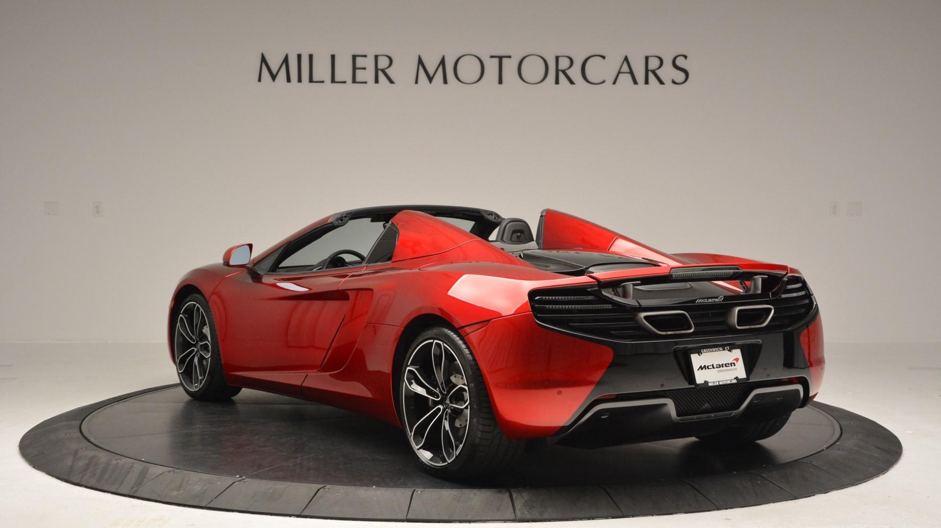 Used 2013 McLaren 12C Spider  For Sale In Greenwich, CT. Alfa Romeo of Greenwich, 3045 67_p5