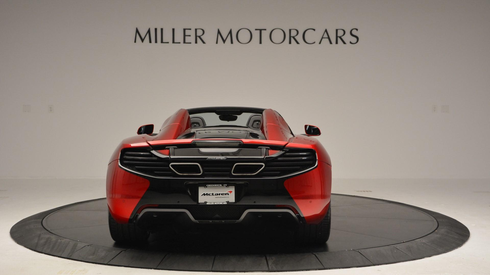Used 2013 McLaren 12C Spider  For Sale In Greenwich, CT. Alfa Romeo of Greenwich, 3045 67_p6