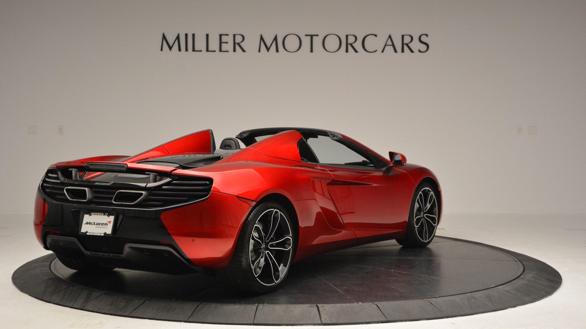 Used 2013 McLaren 12C Spider  For Sale In Greenwich, CT. Alfa Romeo of Greenwich, 3045 67_p7