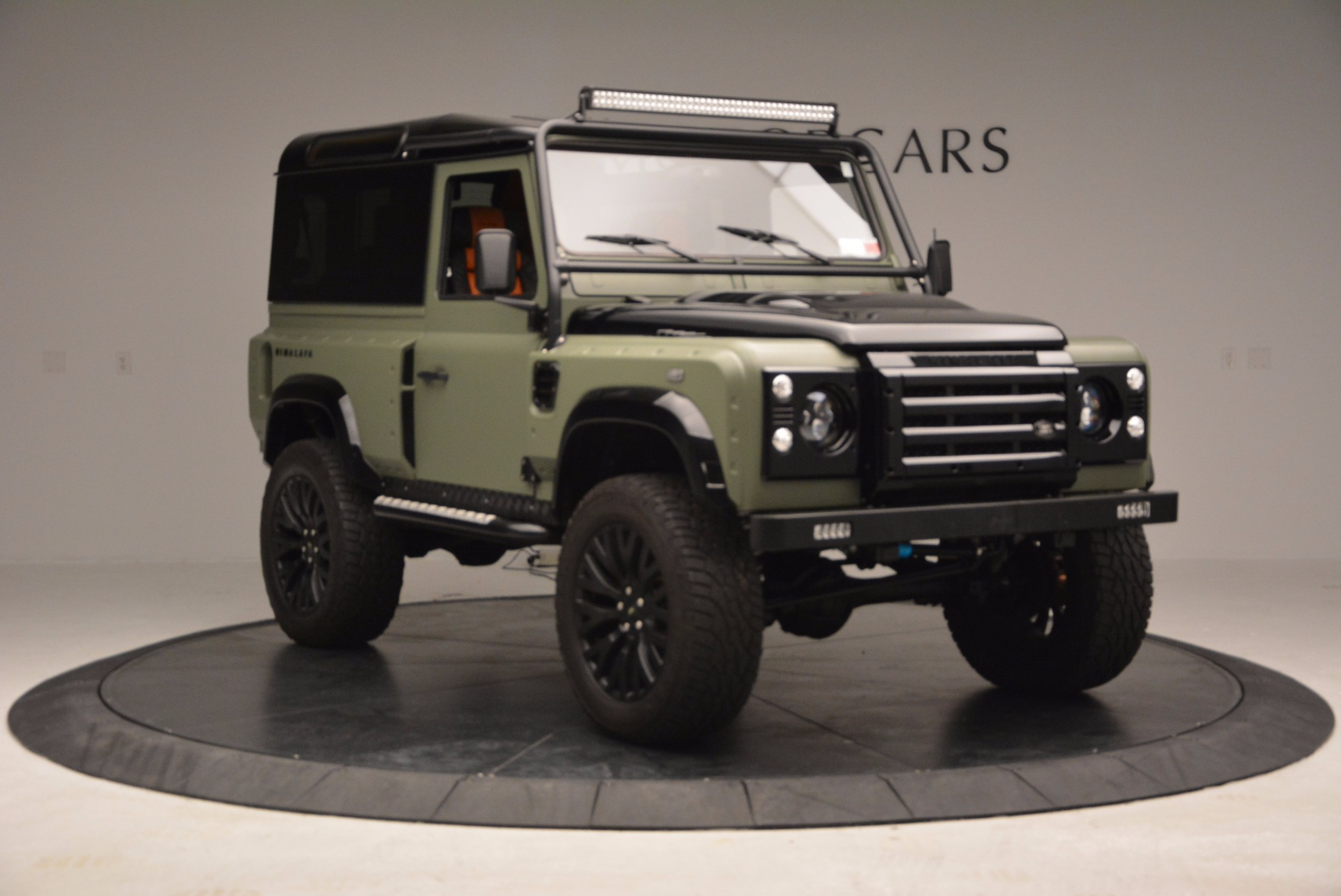 Used 1997 Land Rover Defender 90 For Sale In Greenwich, CT. Alfa Romeo of Greenwich, 6967C 670_p11