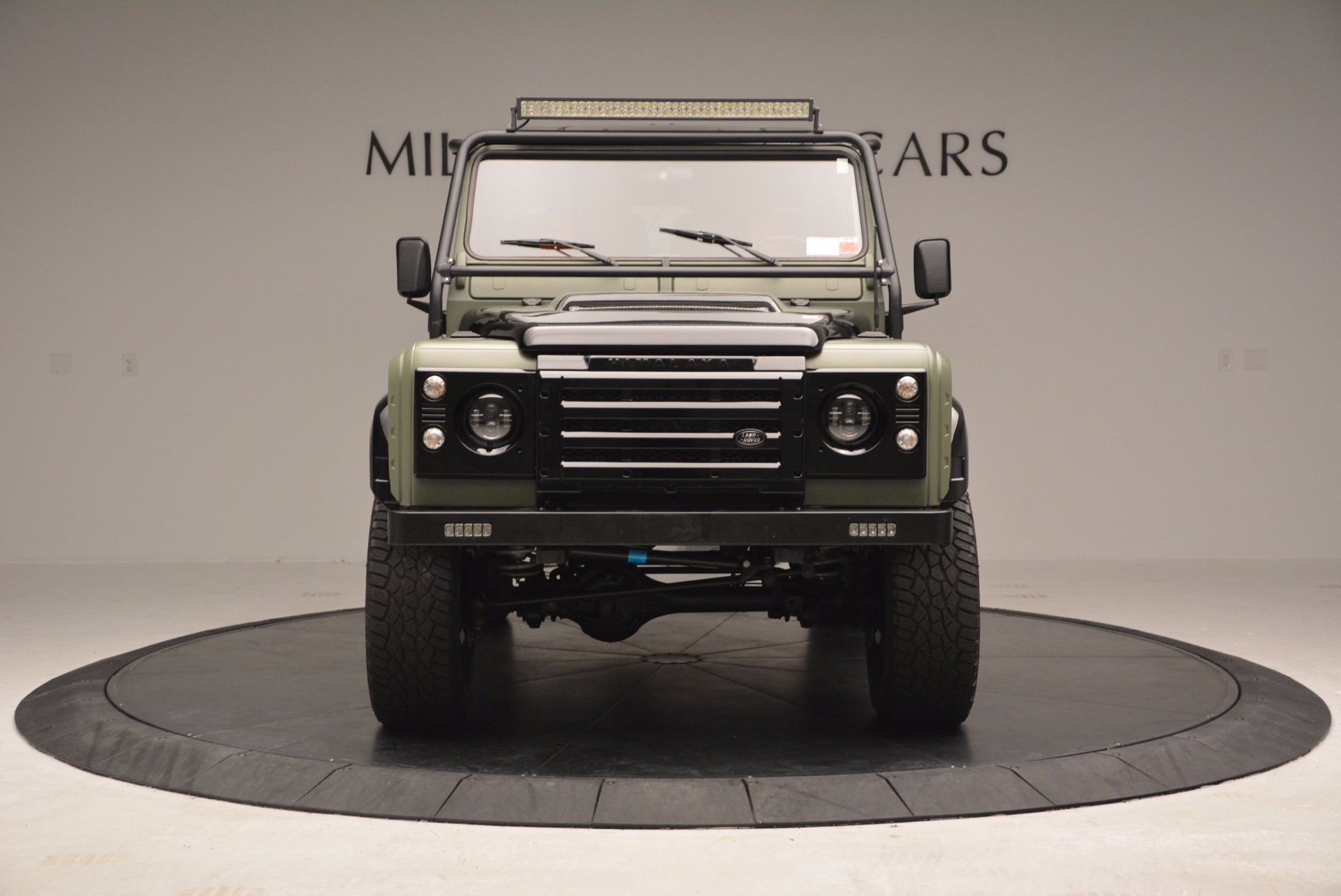 Used 1997 Land Rover Defender 90 For Sale In Greenwich, CT. Alfa Romeo of Greenwich, 6967C 670_p12