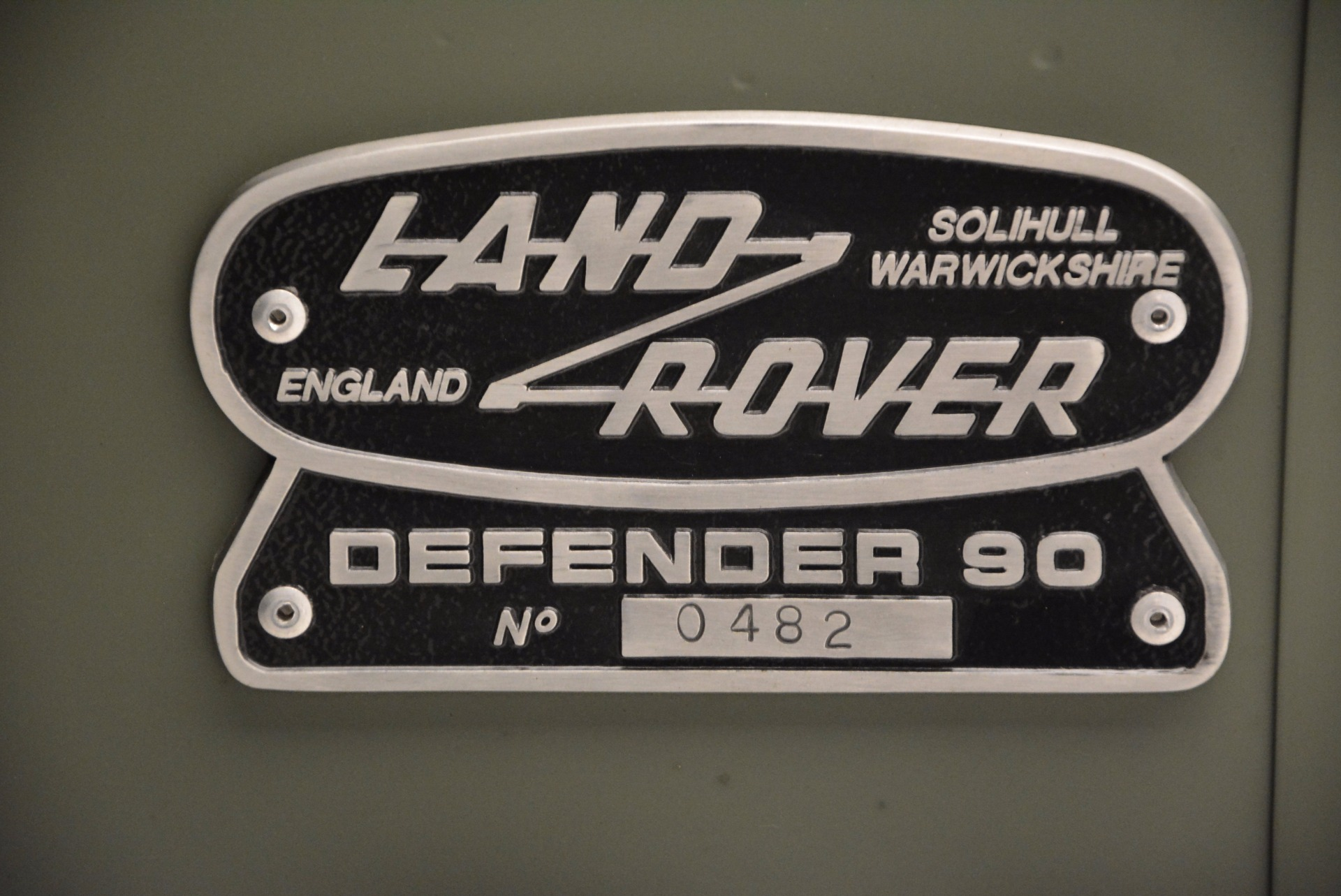 Used 1997 Land Rover Defender 90 For Sale In Greenwich, CT. Alfa Romeo of Greenwich, 6967C 670_p25