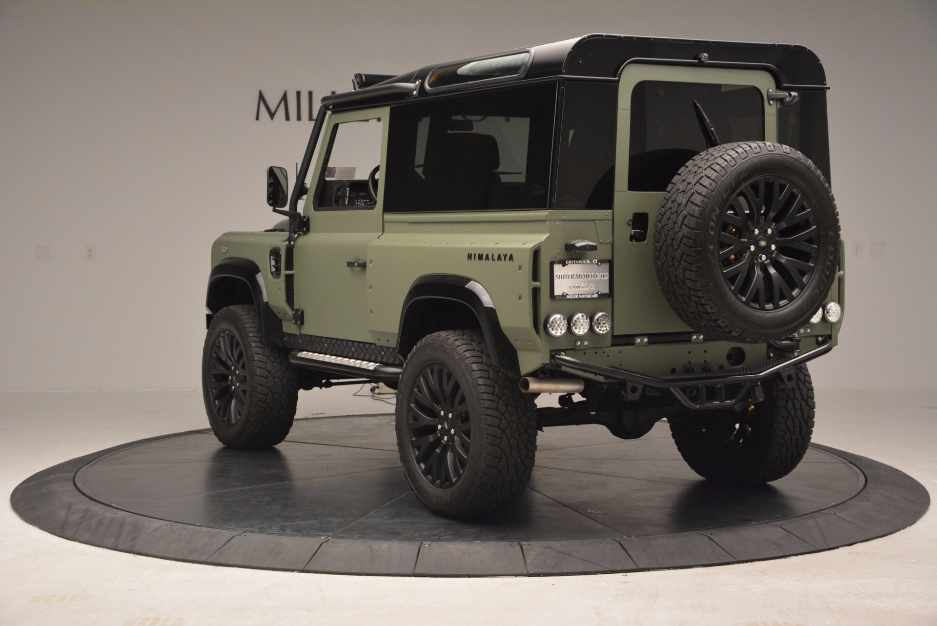 Used 1997 Land Rover Defender 90 For Sale In Greenwich, CT. Alfa Romeo of Greenwich, 6967C 670_p5