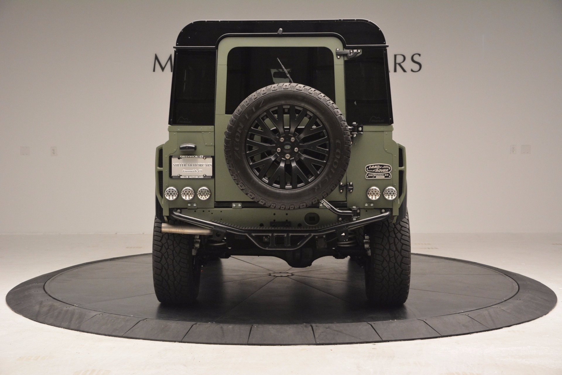 Used 1997 Land Rover Defender 90 For Sale In Greenwich, CT. Alfa Romeo of Greenwich, 6967C 670_p6