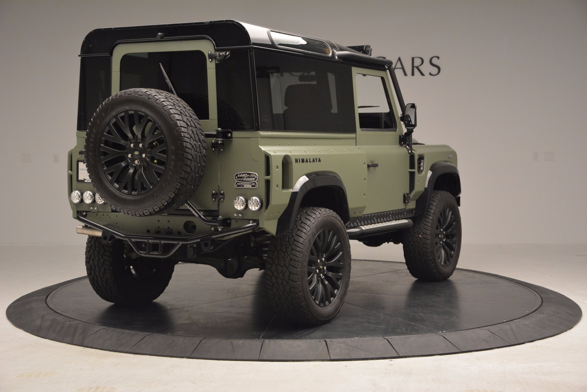 Used 1997 Land Rover Defender 90 For Sale In Greenwich, CT. Alfa Romeo of Greenwich, 6967C 670_p7