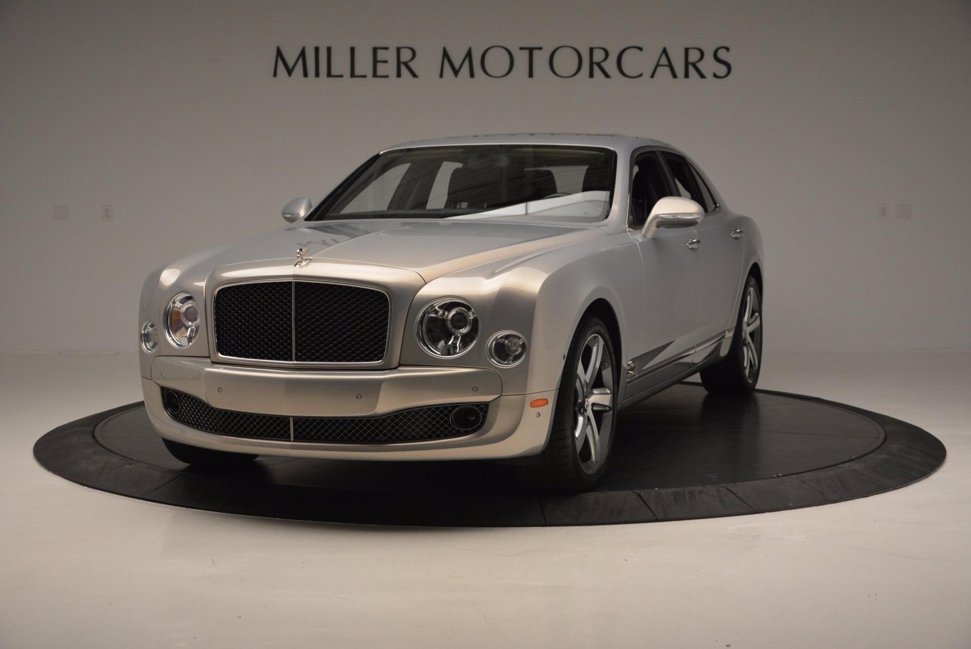 Used 2016 Bentley Mulsanne Speed For Sale In Greenwich, CT. Alfa Romeo of Greenwich, 7106 671_main