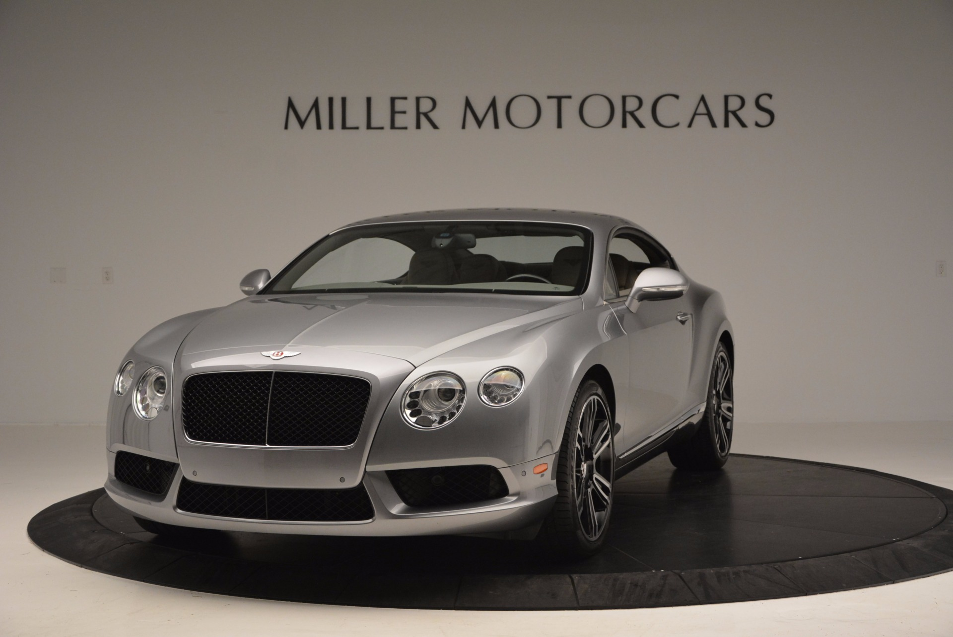 Used 2014 Bentley Continental GT V8  For Sale In Greenwich, CT. Alfa Romeo of Greenwich, 7105