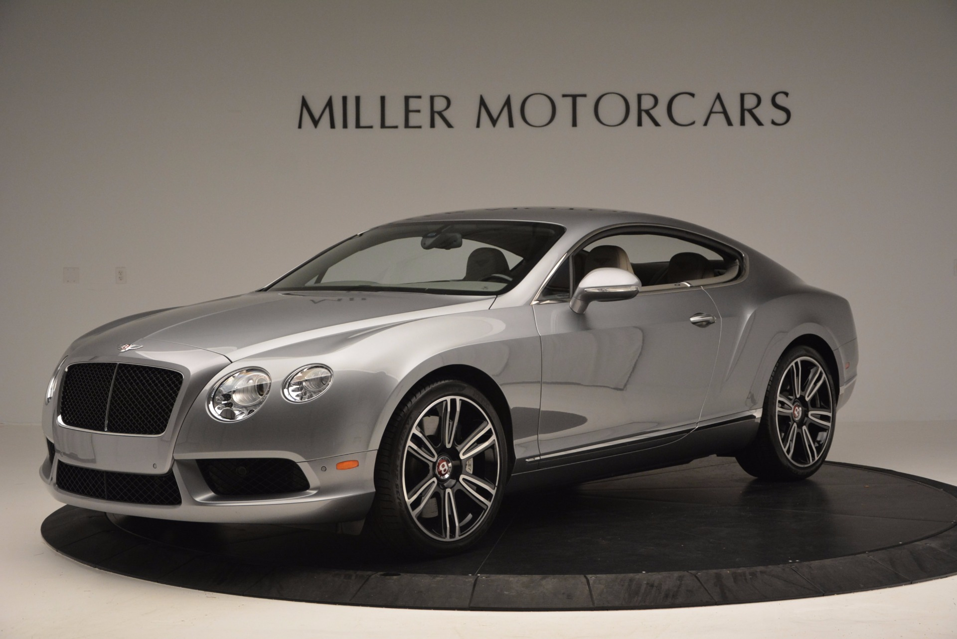 Used 2014 Bentley Continental GT V8  For Sale In Greenwich, CT. Alfa Romeo of Greenwich, 7105 673_p2