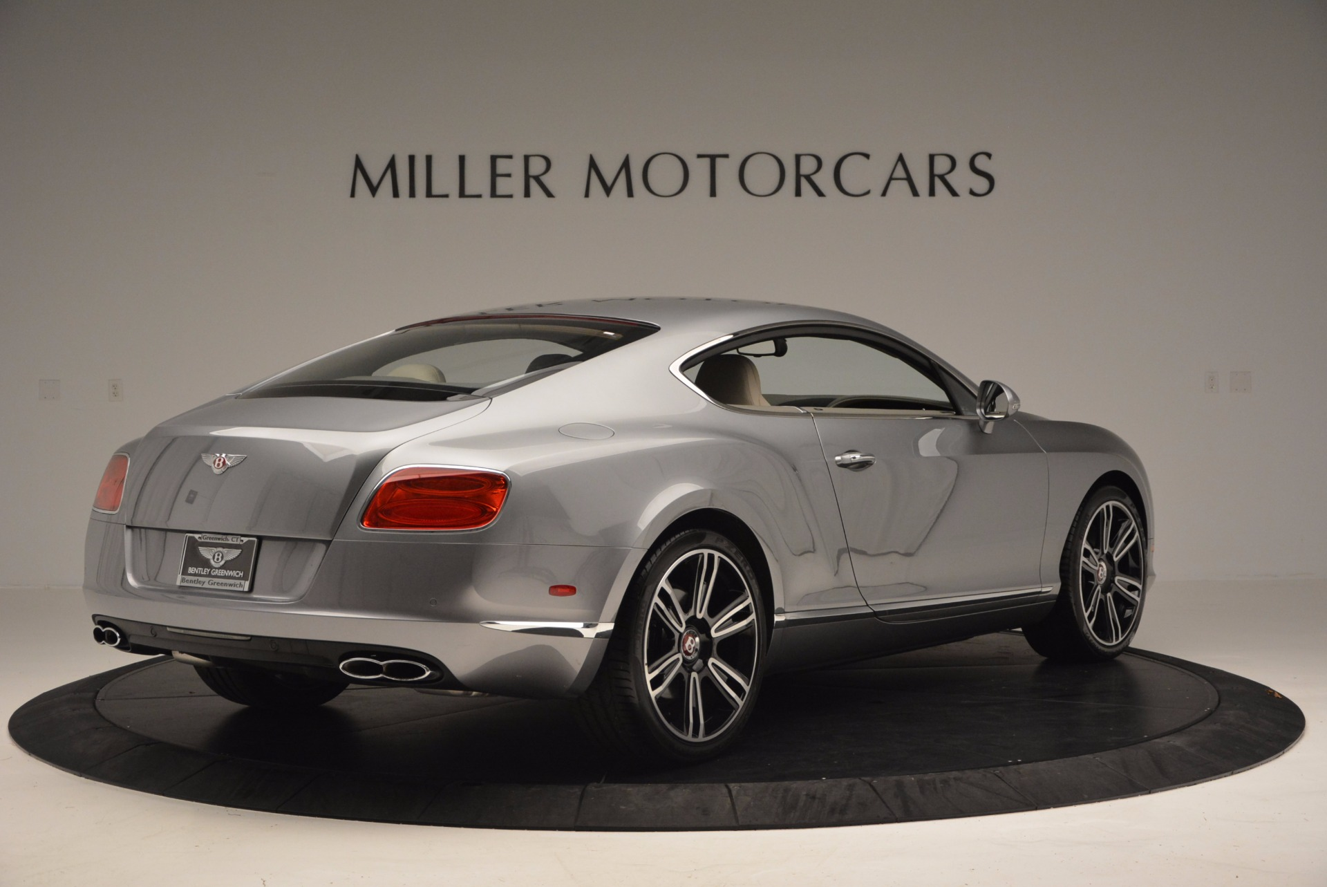 Used 2014 Bentley Continental GT V8  For Sale In Greenwich, CT. Alfa Romeo of Greenwich, 7105 673_p8