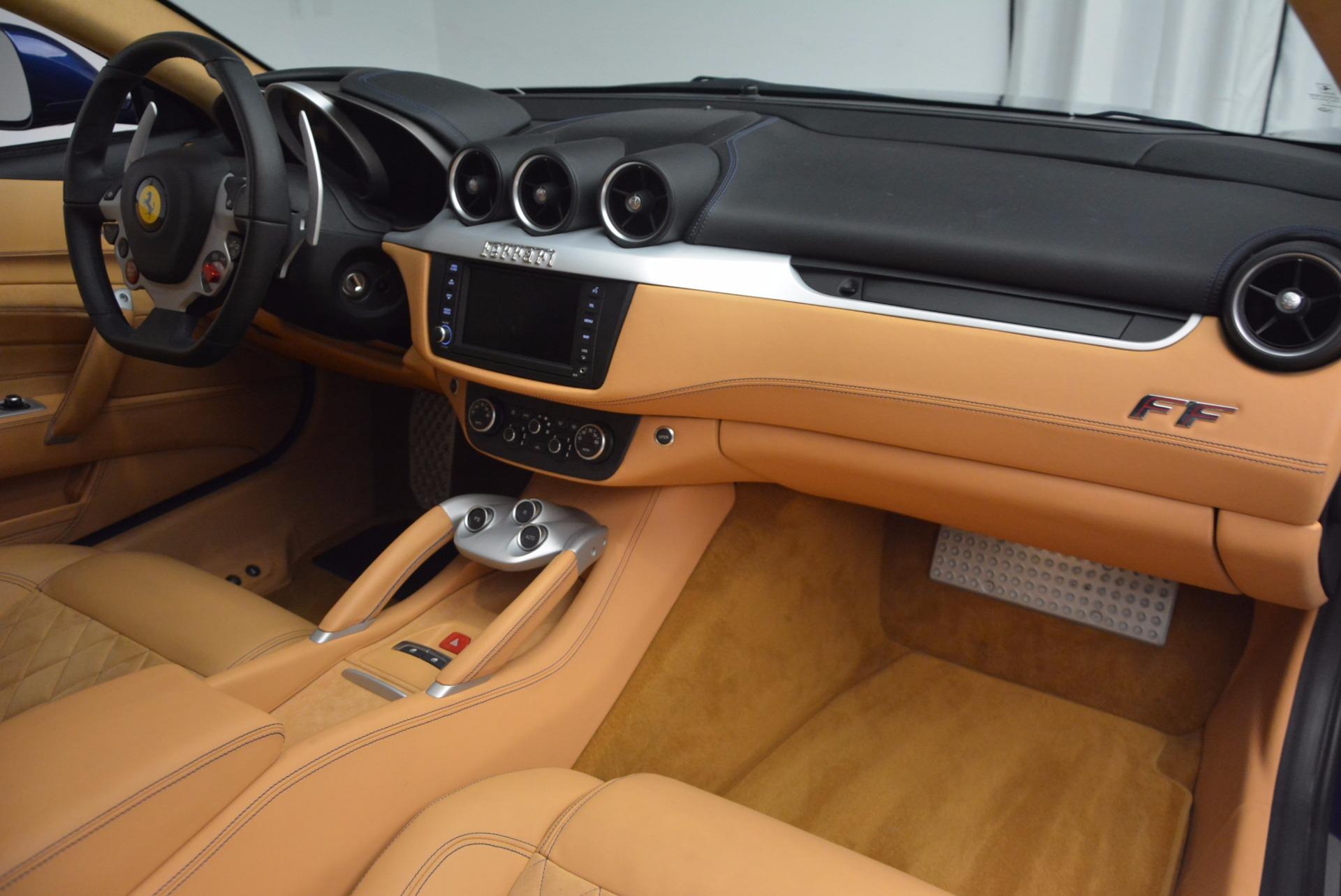Used 2014 Ferrari FF  For Sale In Greenwich, CT. Alfa Romeo of Greenwich, 4353 674_p18