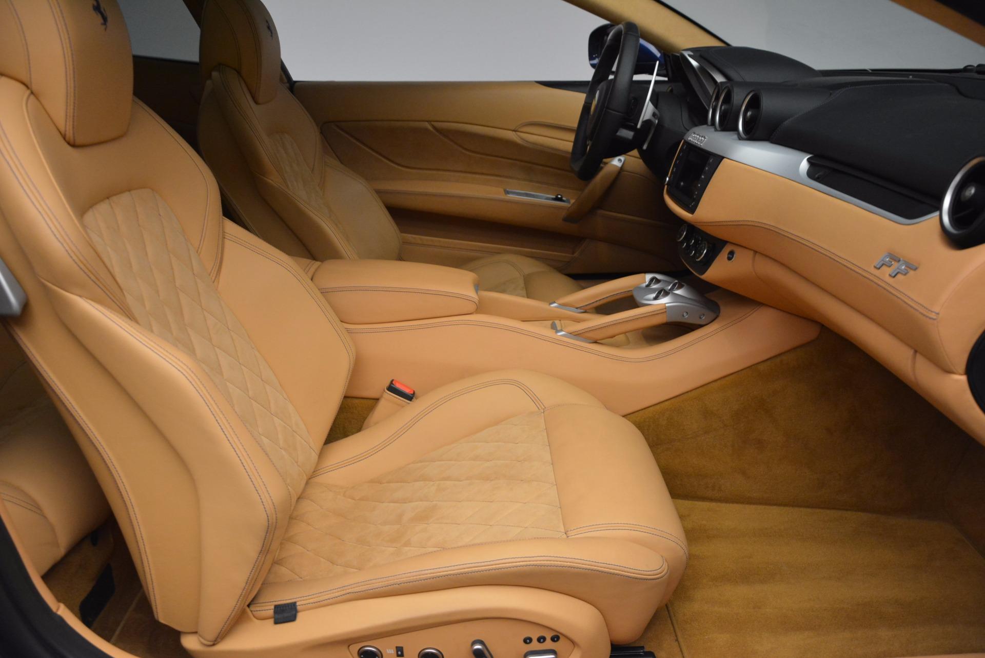 Used 2014 Ferrari FF  For Sale In Greenwich, CT. Alfa Romeo of Greenwich, 4353 674_p19
