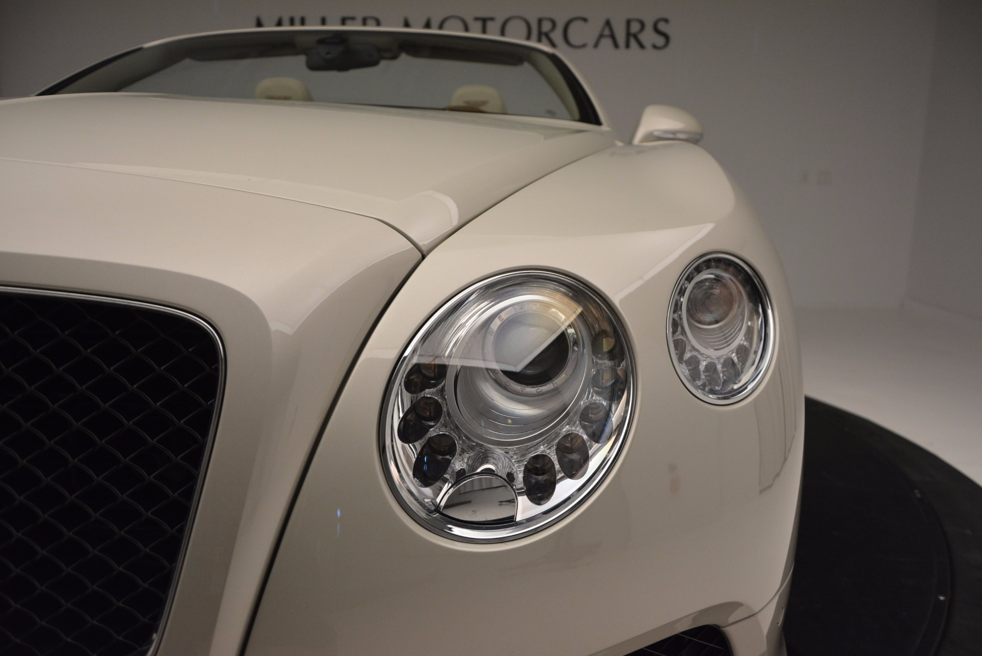 Used 2013 Bentley Continental GTC V8  For Sale In Greenwich, CT. Alfa Romeo of Greenwich, 7108 675_p27