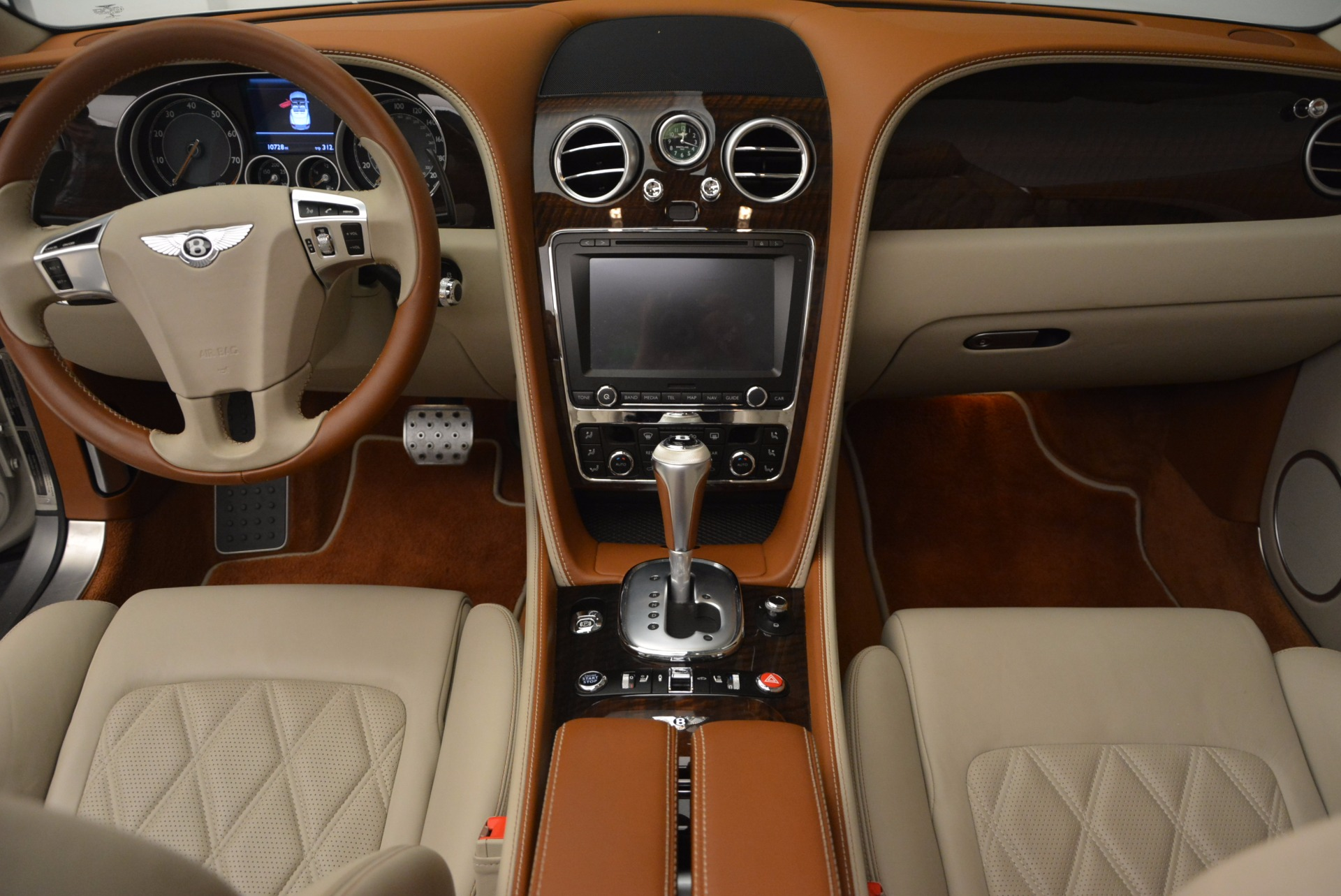 Used 2013 Bentley Continental GTC V8  For Sale In Greenwich, CT. Alfa Romeo of Greenwich, 7108 675_p37