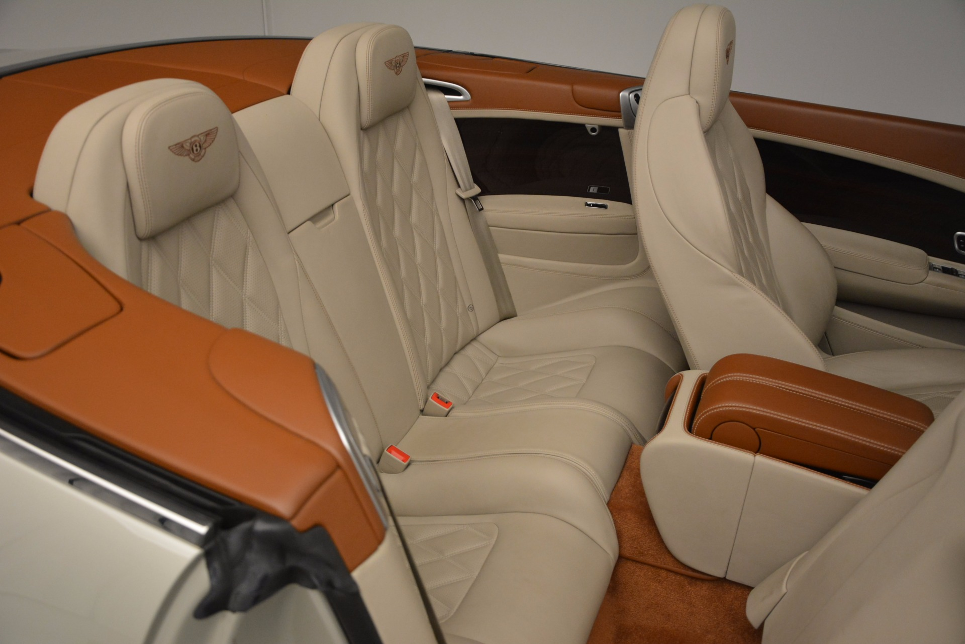 Used 2013 Bentley Continental GTC V8  For Sale In Greenwich, CT. Alfa Romeo of Greenwich, 7108 675_p47