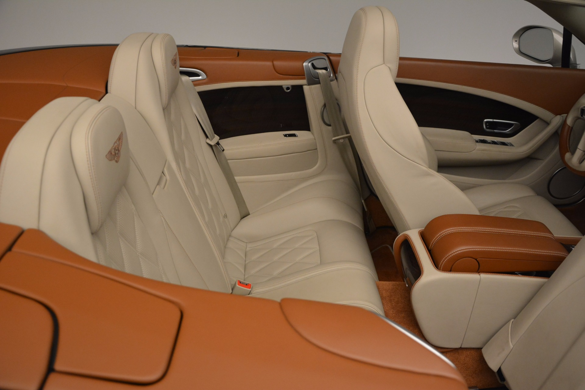 Used 2013 Bentley Continental GTC V8  For Sale In Greenwich, CT. Alfa Romeo of Greenwich, 7108 675_p48