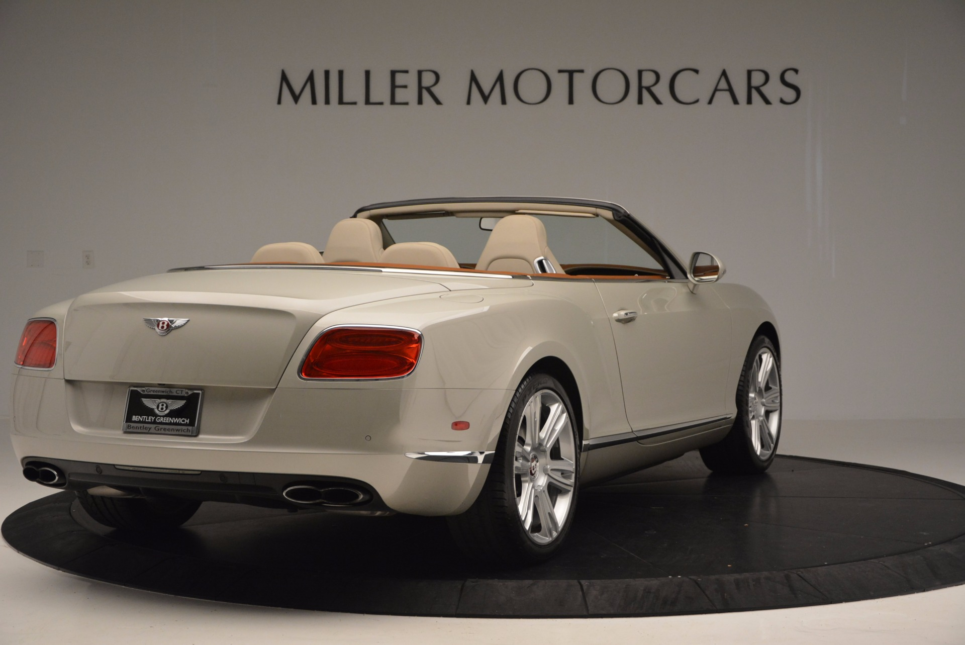 Used 2013 Bentley Continental GTC V8  For Sale In Greenwich, CT. Alfa Romeo of Greenwich, 7108 675_p7