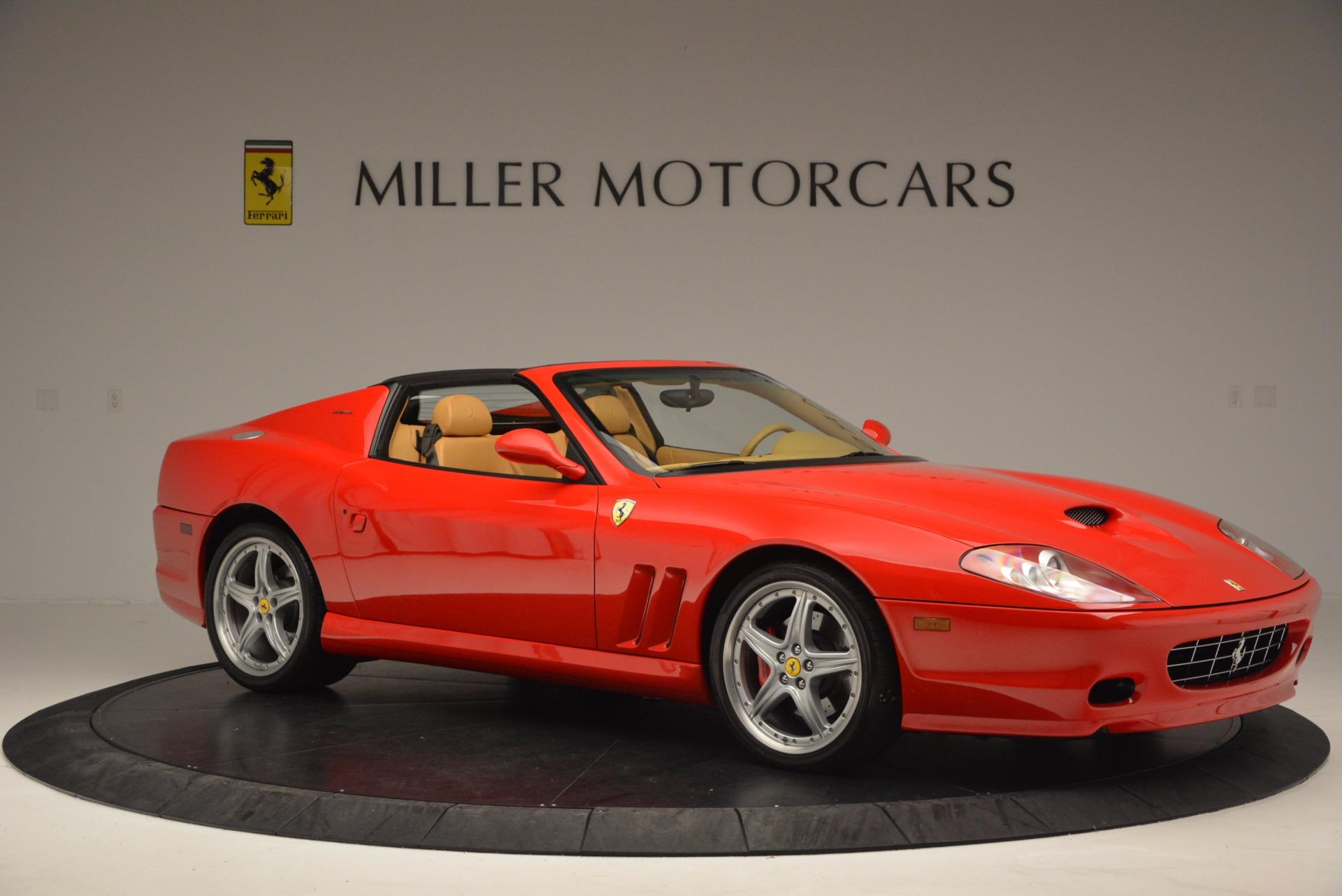 Used 2005 Ferrari Superamerica 6-Speed Manual For Sale In Greenwich, CT. Alfa Romeo of Greenwich, 4349 678_p10