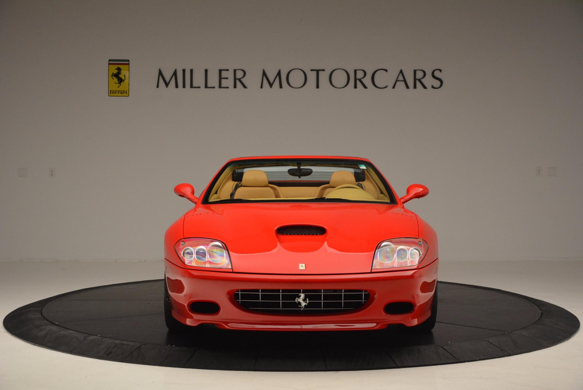 Used 2005 Ferrari Superamerica 6-Speed Manual For Sale In Greenwich, CT. Alfa Romeo of Greenwich, 4349 678_p12