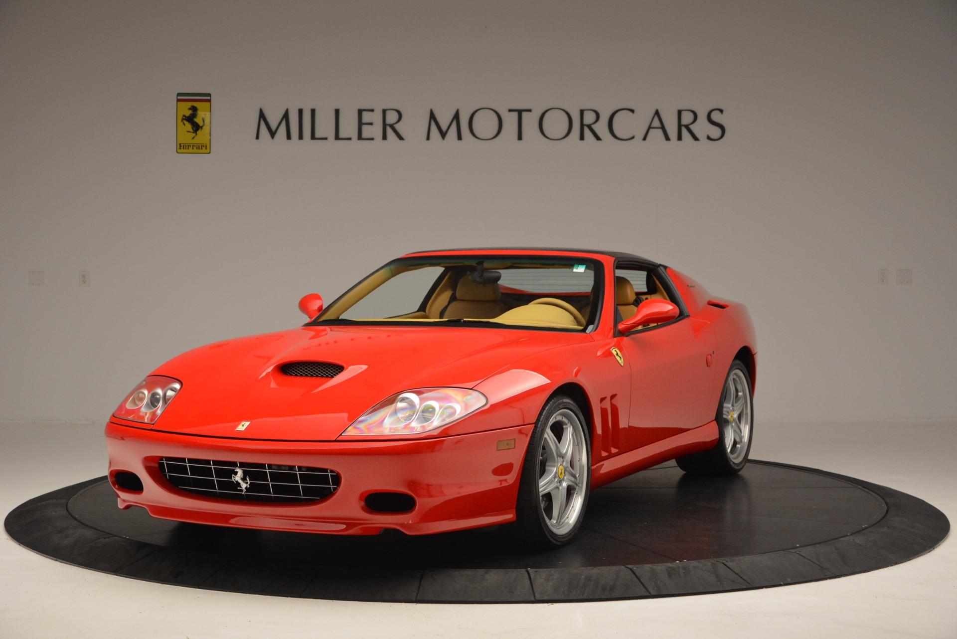 Used 2005 Ferrari Superamerica 6-Speed Manual For Sale In Greenwich, CT. Alfa Romeo of Greenwich, 4349 678_p13