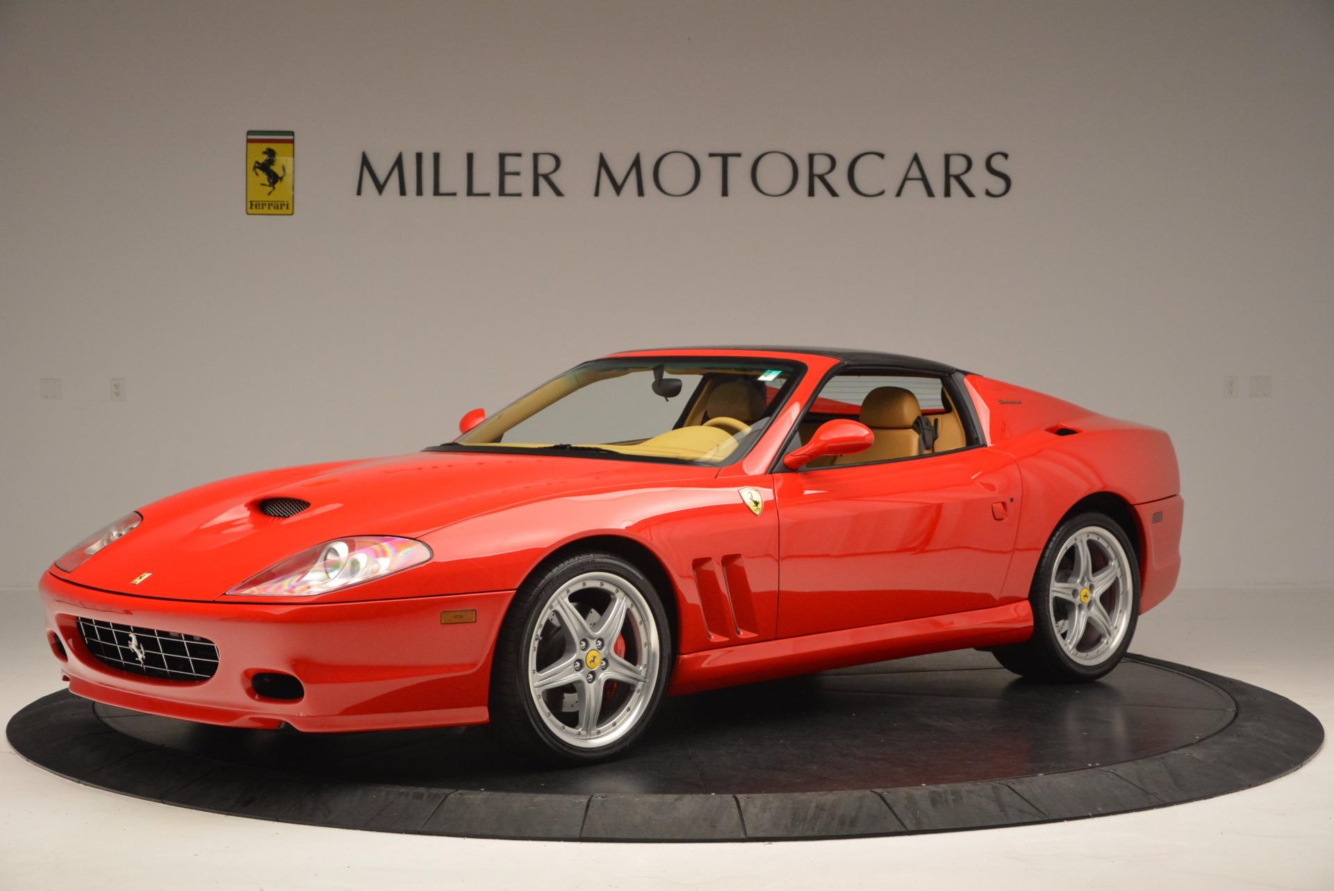 Used 2005 Ferrari Superamerica 6-Speed Manual For Sale In Greenwich, CT. Alfa Romeo of Greenwich, 4349 678_p14