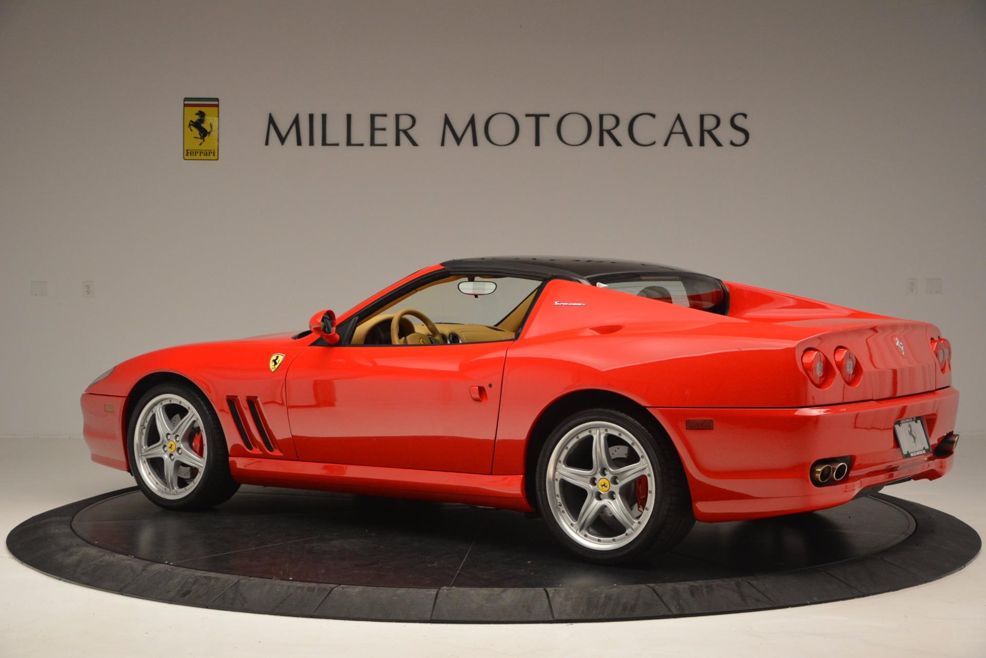 Used 2005 Ferrari Superamerica 6-Speed Manual For Sale In Greenwich, CT. Alfa Romeo of Greenwich, 4349 678_p16