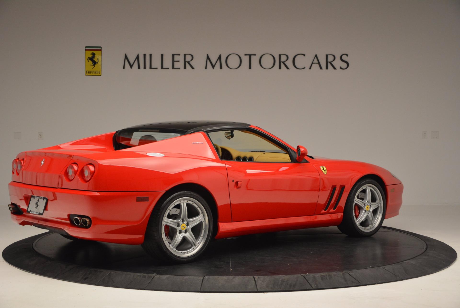 Used 2005 Ferrari Superamerica 6-Speed Manual For Sale In Greenwich, CT. Alfa Romeo of Greenwich, 4349 678_p20