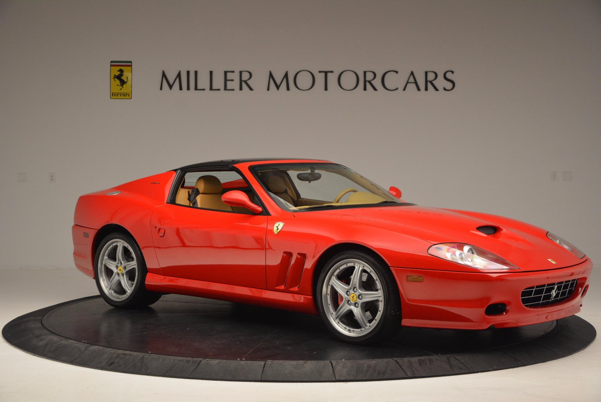Used 2005 Ferrari Superamerica 6-Speed Manual For Sale In Greenwich, CT. Alfa Romeo of Greenwich, 4349 678_p22