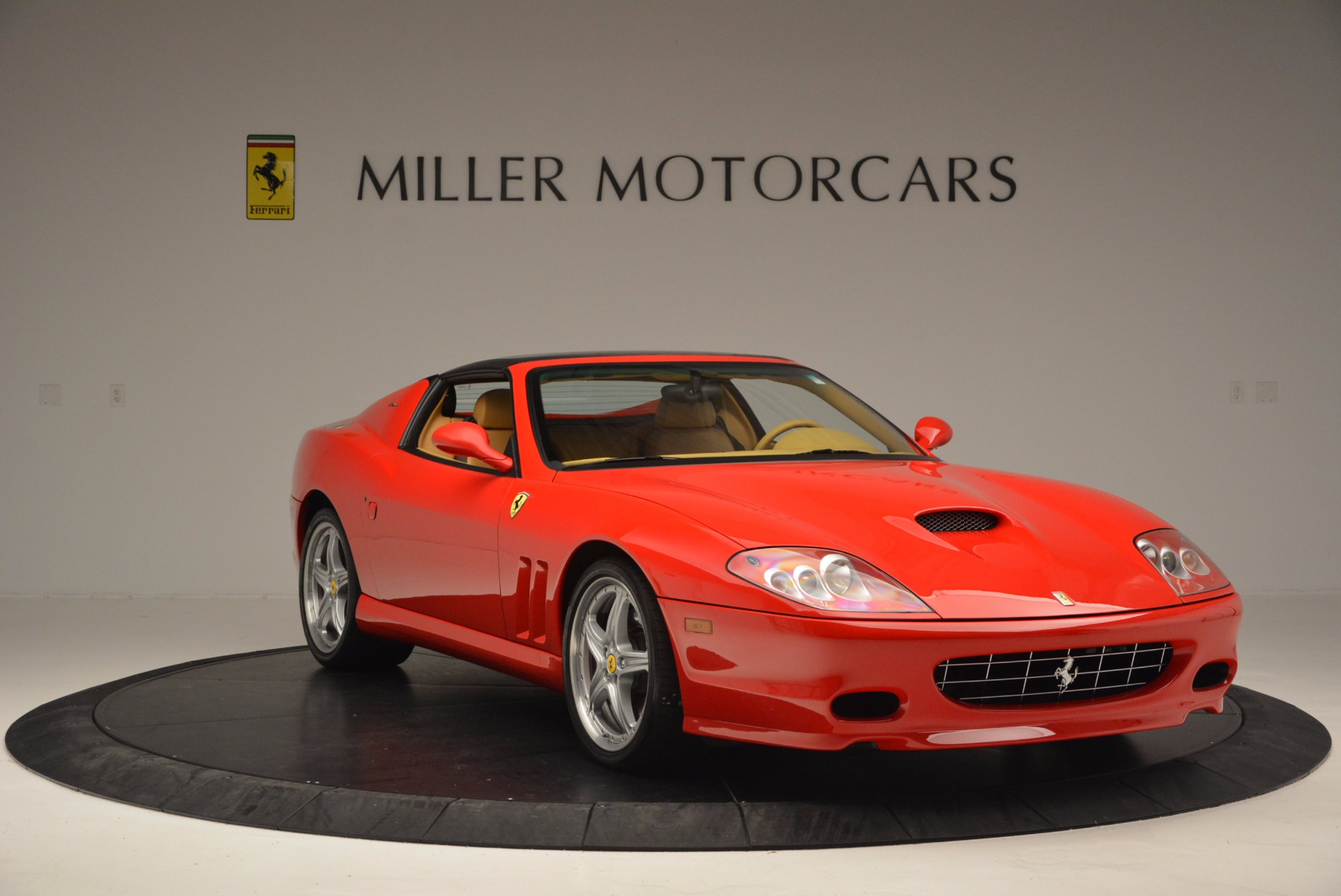 Used 2005 Ferrari Superamerica 6-Speed Manual For Sale In Greenwich, CT. Alfa Romeo of Greenwich, 4349 678_p23