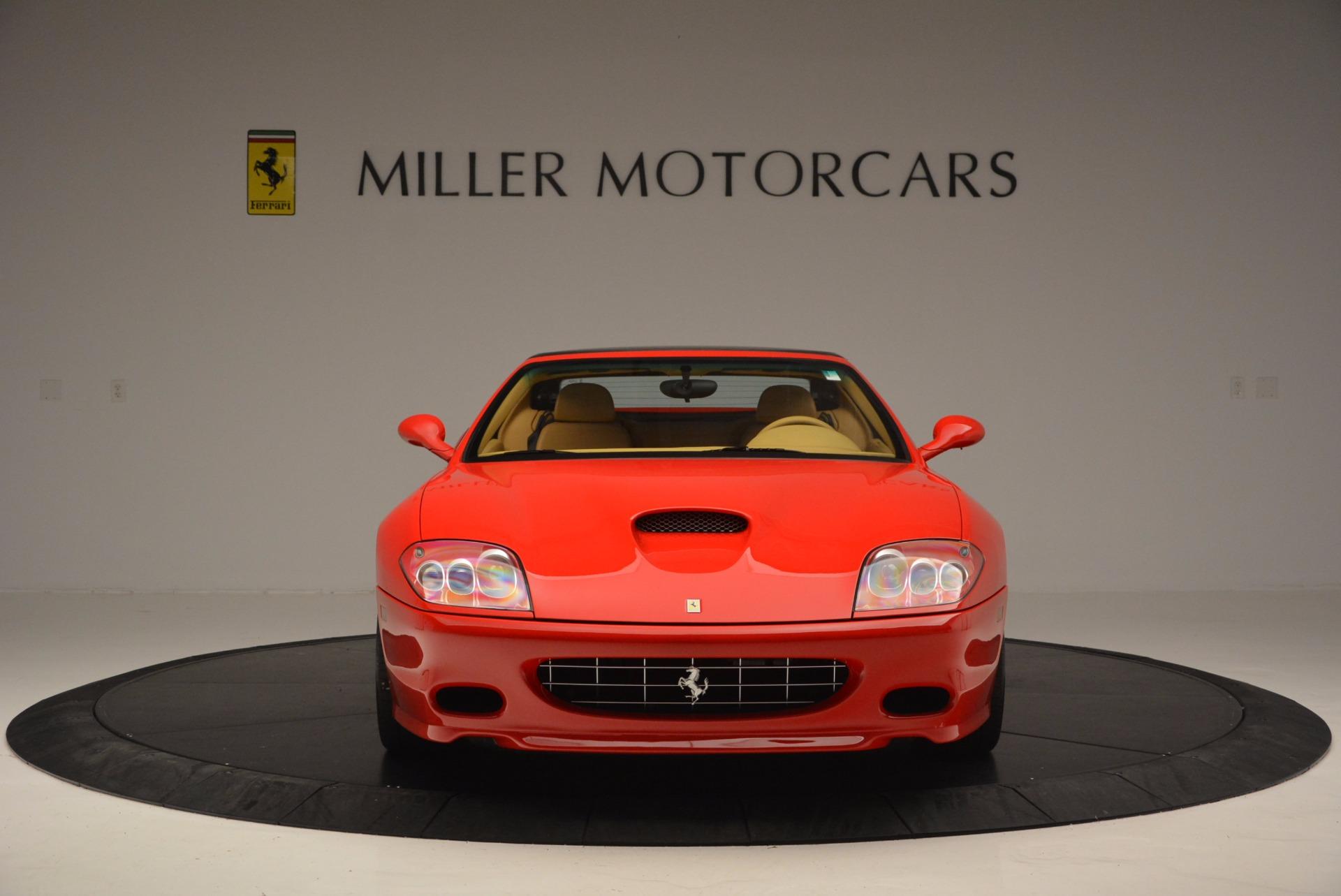 Used 2005 Ferrari Superamerica 6-Speed Manual For Sale In Greenwich, CT. Alfa Romeo of Greenwich, 4349 678_p24
