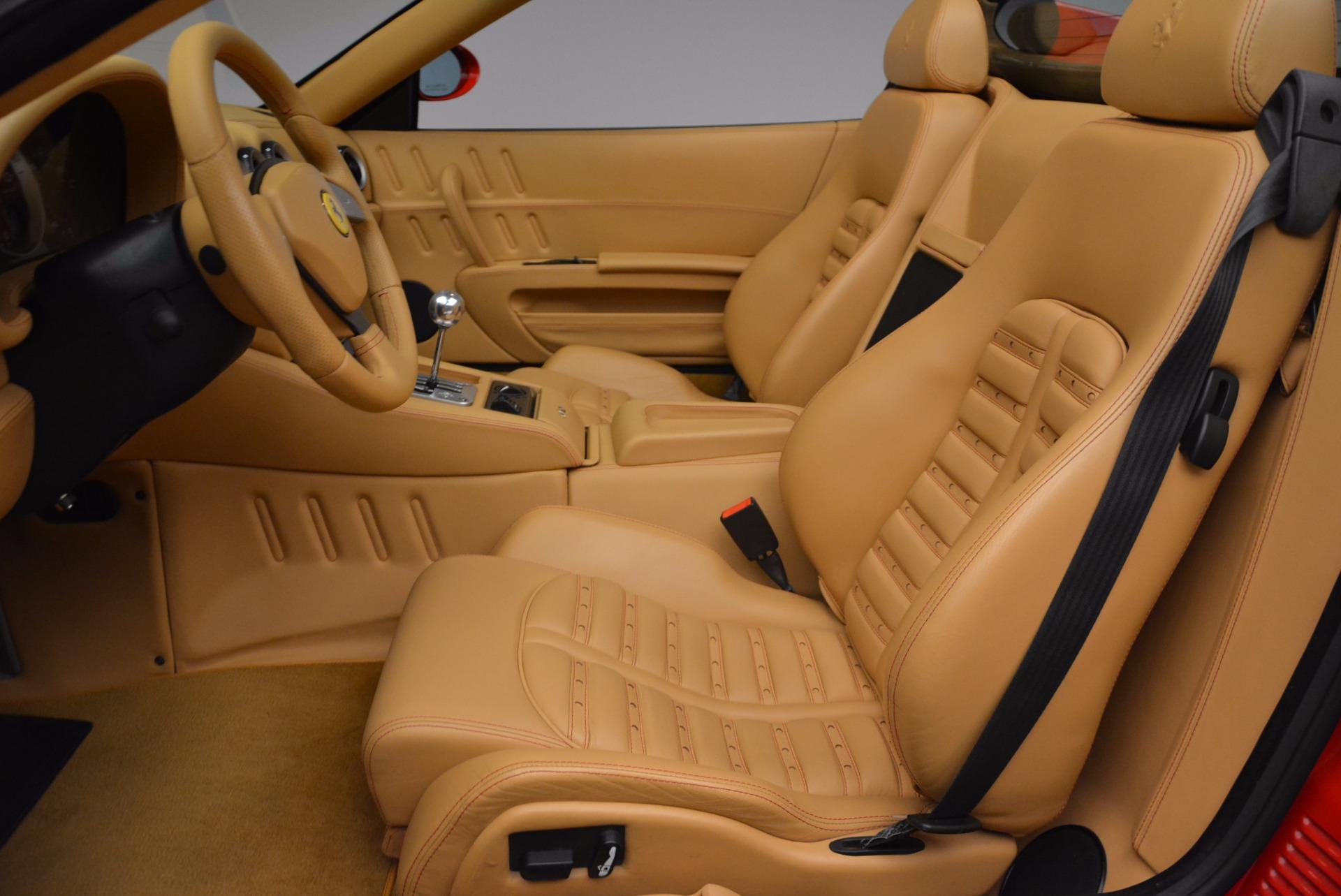 Used 2005 Ferrari Superamerica 6-Speed Manual For Sale In Greenwich, CT. Alfa Romeo of Greenwich, 4349 678_p26