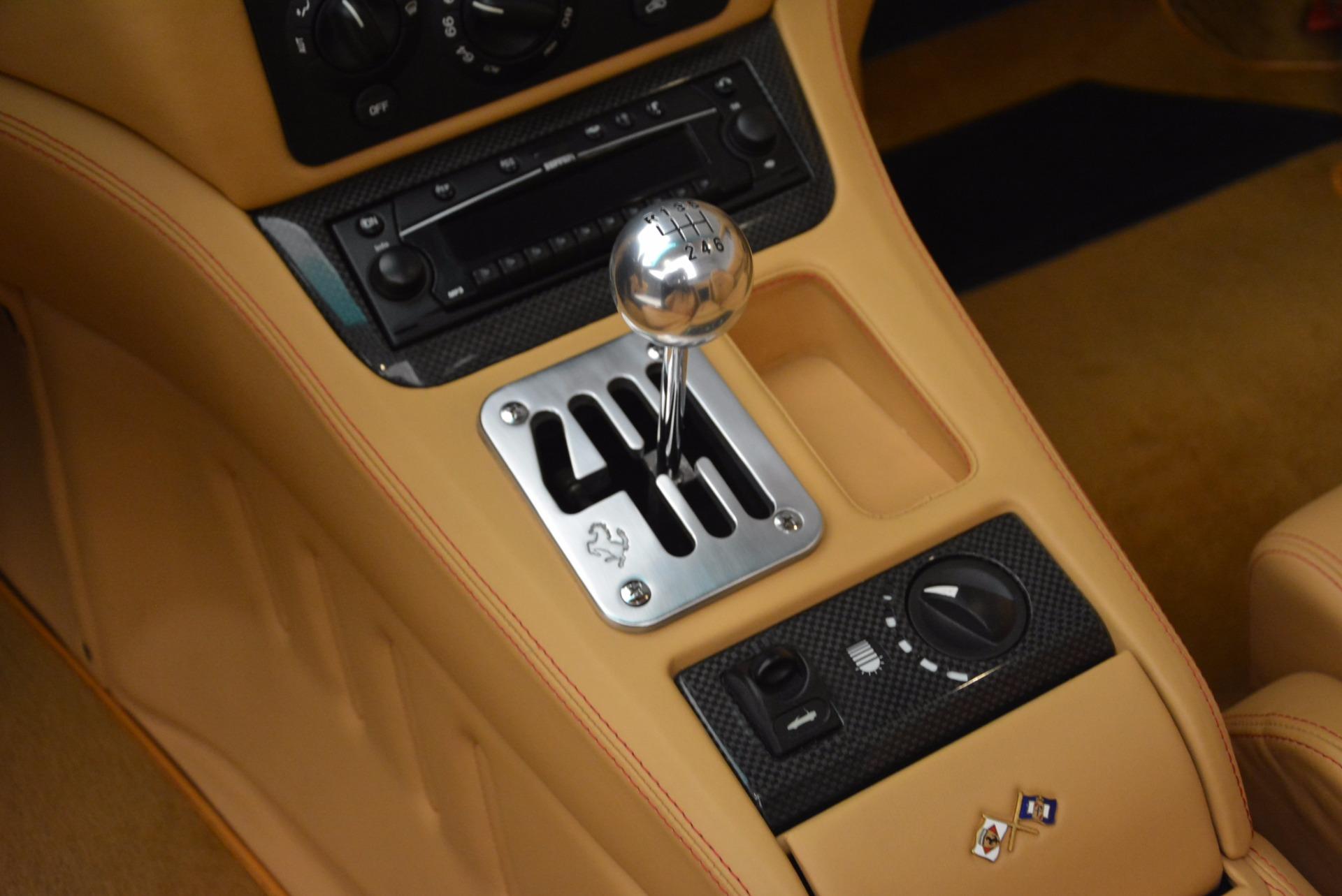 Used 2005 Ferrari Superamerica 6-Speed Manual For Sale In Greenwich, CT. Alfa Romeo of Greenwich, 4349 678_p29