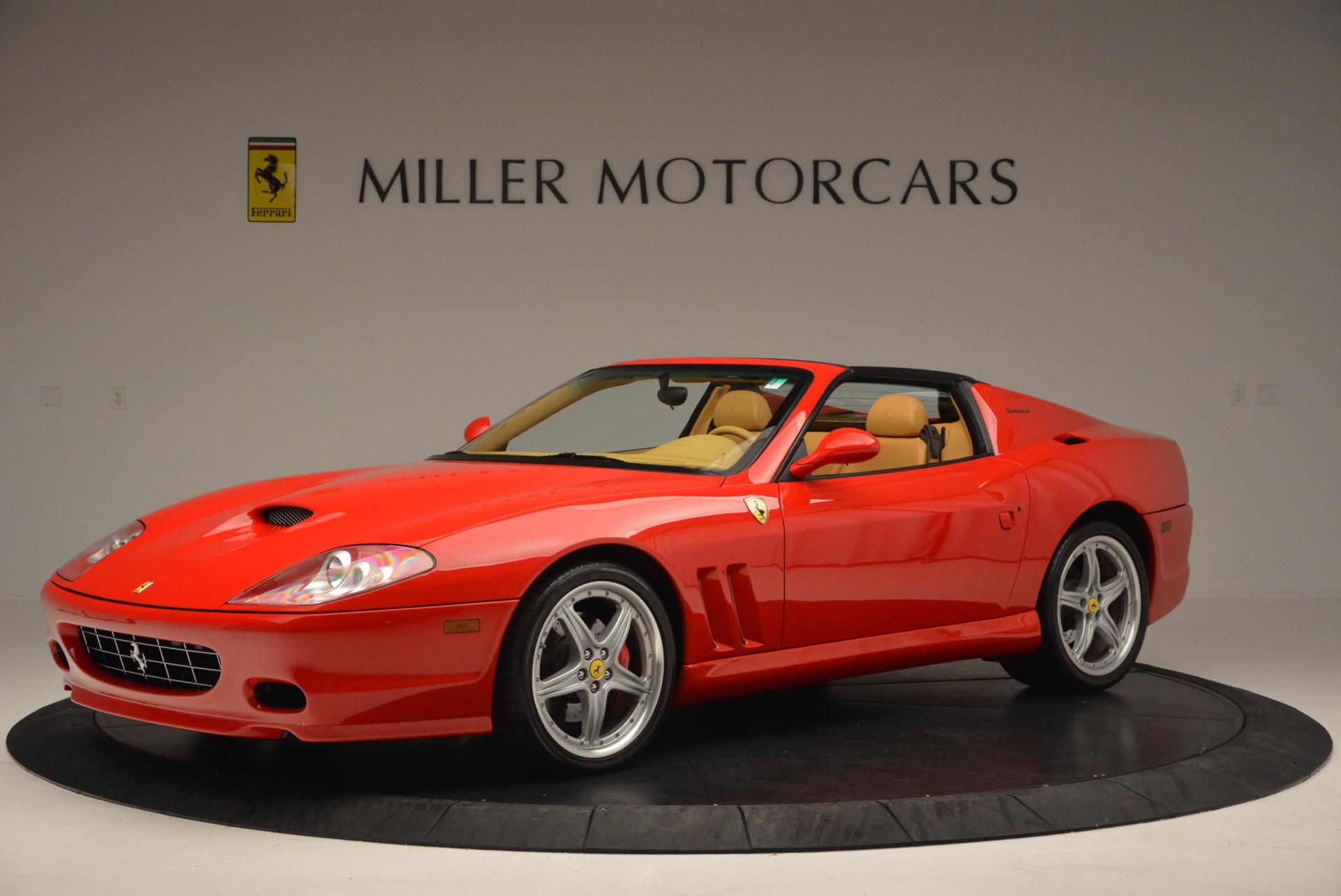 Used 2005 Ferrari Superamerica 6-Speed Manual For Sale In Greenwich, CT. Alfa Romeo of Greenwich, 4349 678_p2