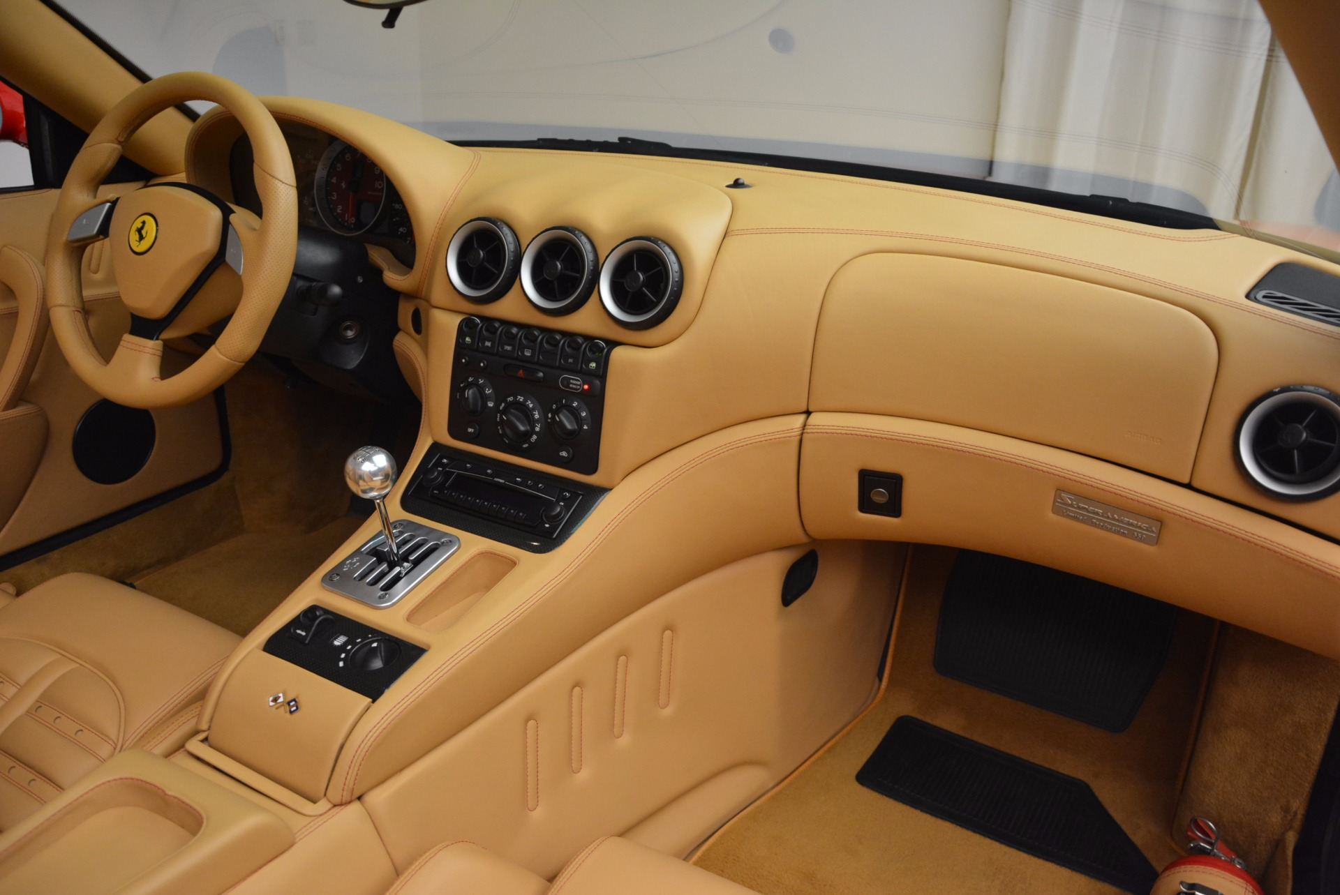 Used 2005 Ferrari Superamerica 6-Speed Manual For Sale In Greenwich, CT. Alfa Romeo of Greenwich, 4349 678_p30