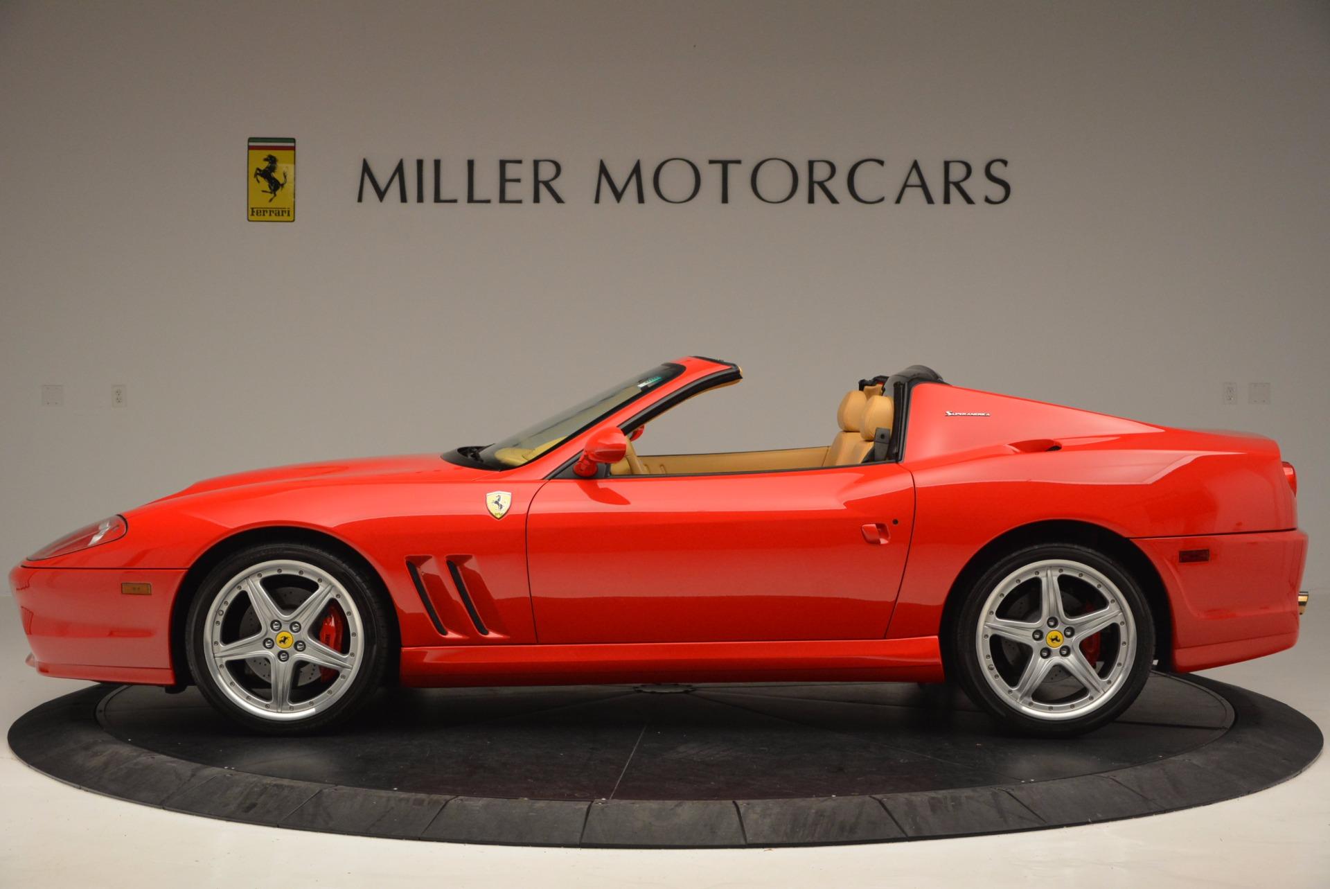 Used 2005 Ferrari Superamerica 6-Speed Manual For Sale In Greenwich, CT. Alfa Romeo of Greenwich, 4349 678_p3