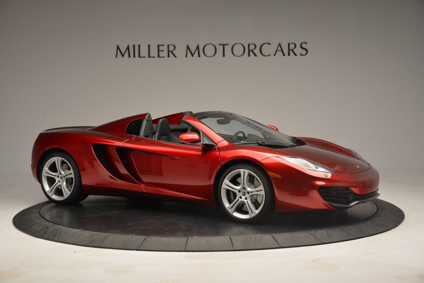 Used 2013 McLaren 12C Spider  For Sale In Greenwich, CT. Alfa Romeo of Greenwich, MC189A 68_p10