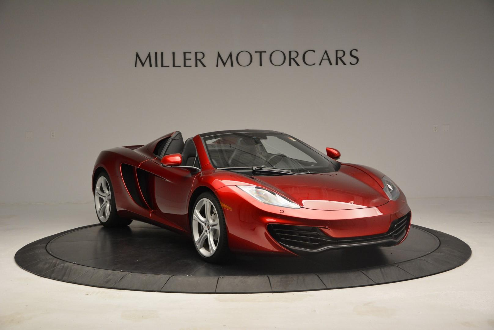 Used 2013 McLaren 12C Spider  For Sale In Greenwich, CT. Alfa Romeo of Greenwich, MC189A 68_p11