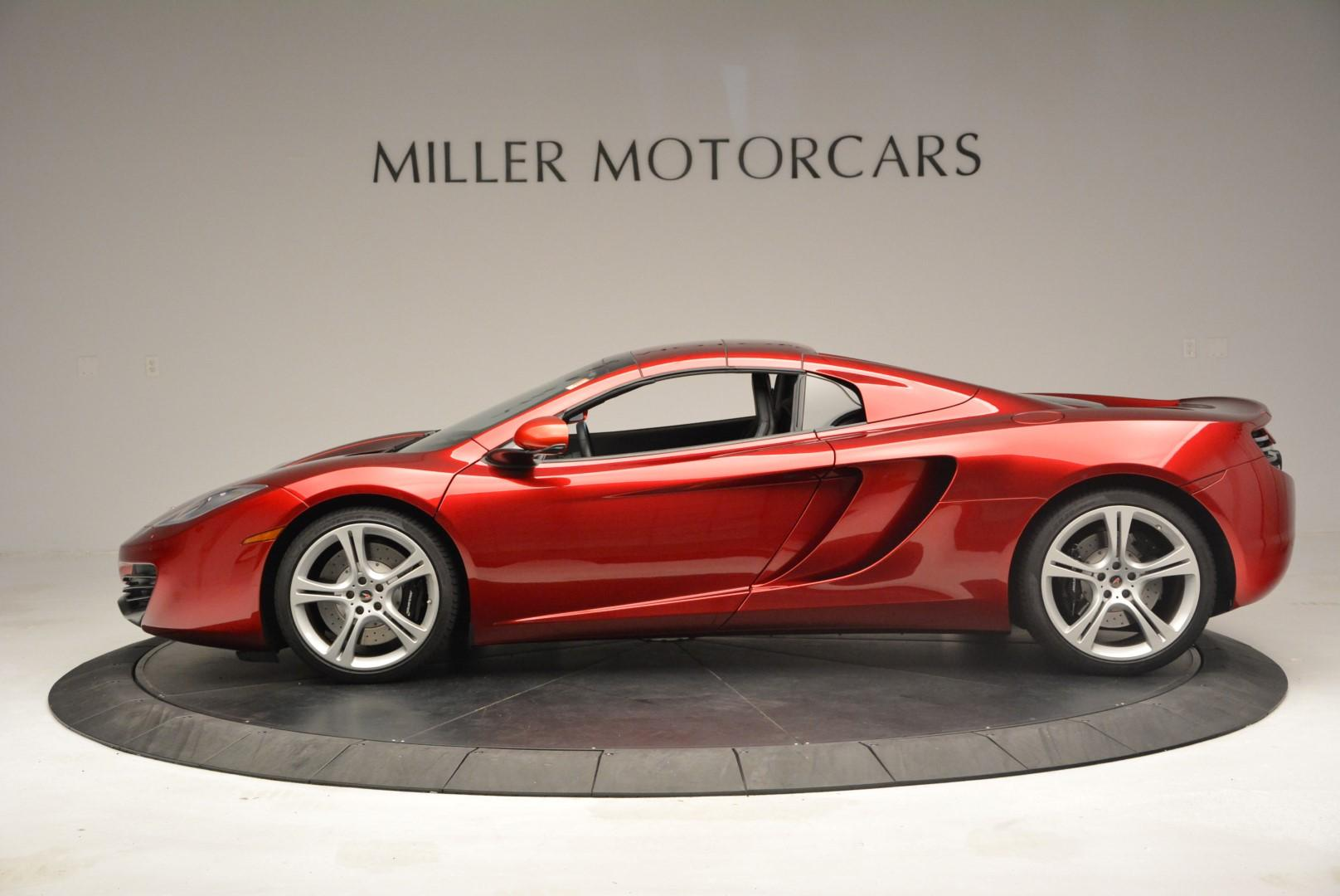 Used 2013 McLaren 12C Spider  For Sale In Greenwich, CT. Alfa Romeo of Greenwich, MC189A 68_p15