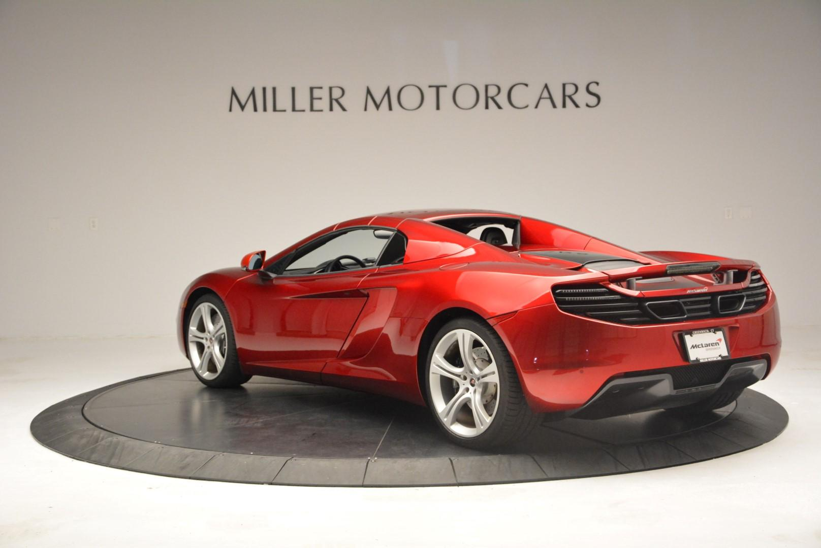 Used 2013 McLaren 12C Spider  For Sale In Greenwich, CT. Alfa Romeo of Greenwich, MC189A 68_p16
